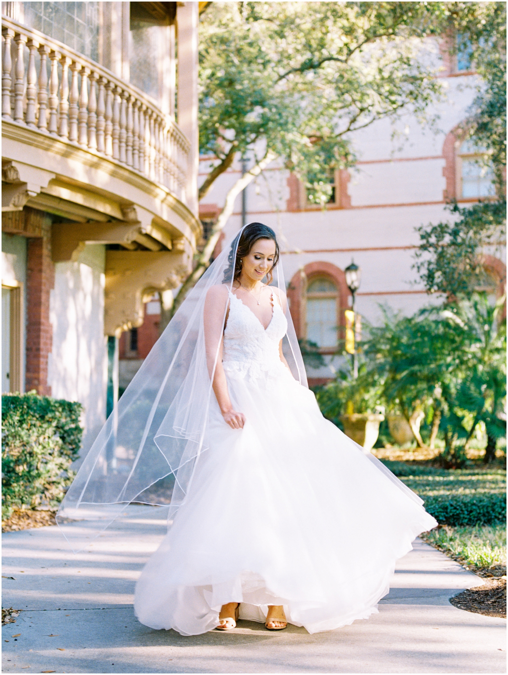 Lisa Silva Photography -Bridal Portrait Session in St. Augustine, Florida- Jacksonville and North East Florida Fine Art Film Photographer_009.jpg