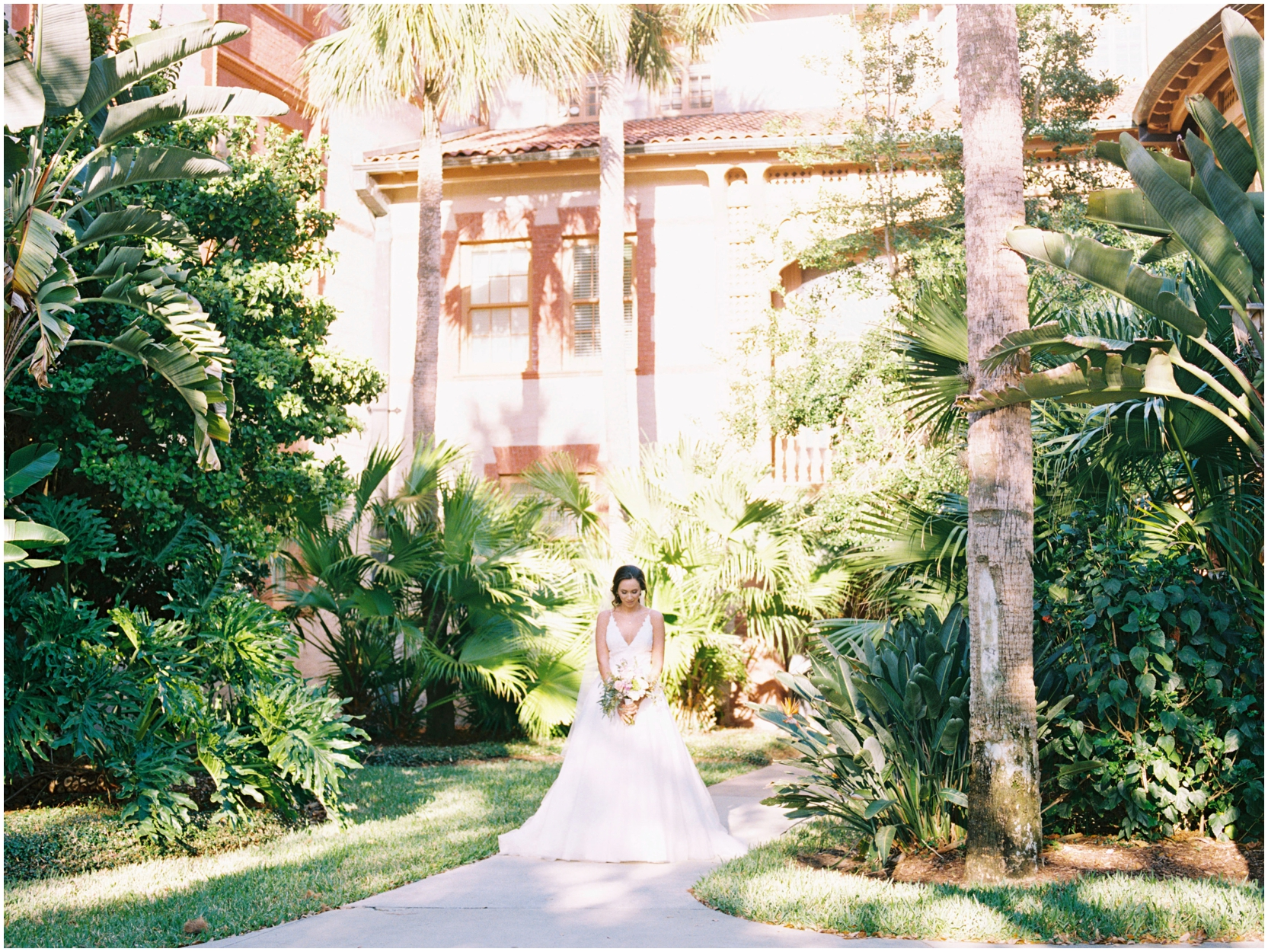 Lisa Silva Photography -Bridal Portrait Session in St. Augustine, Florida- Jacksonville and North East Florida Fine Art Film Photographer_0010.jpg
