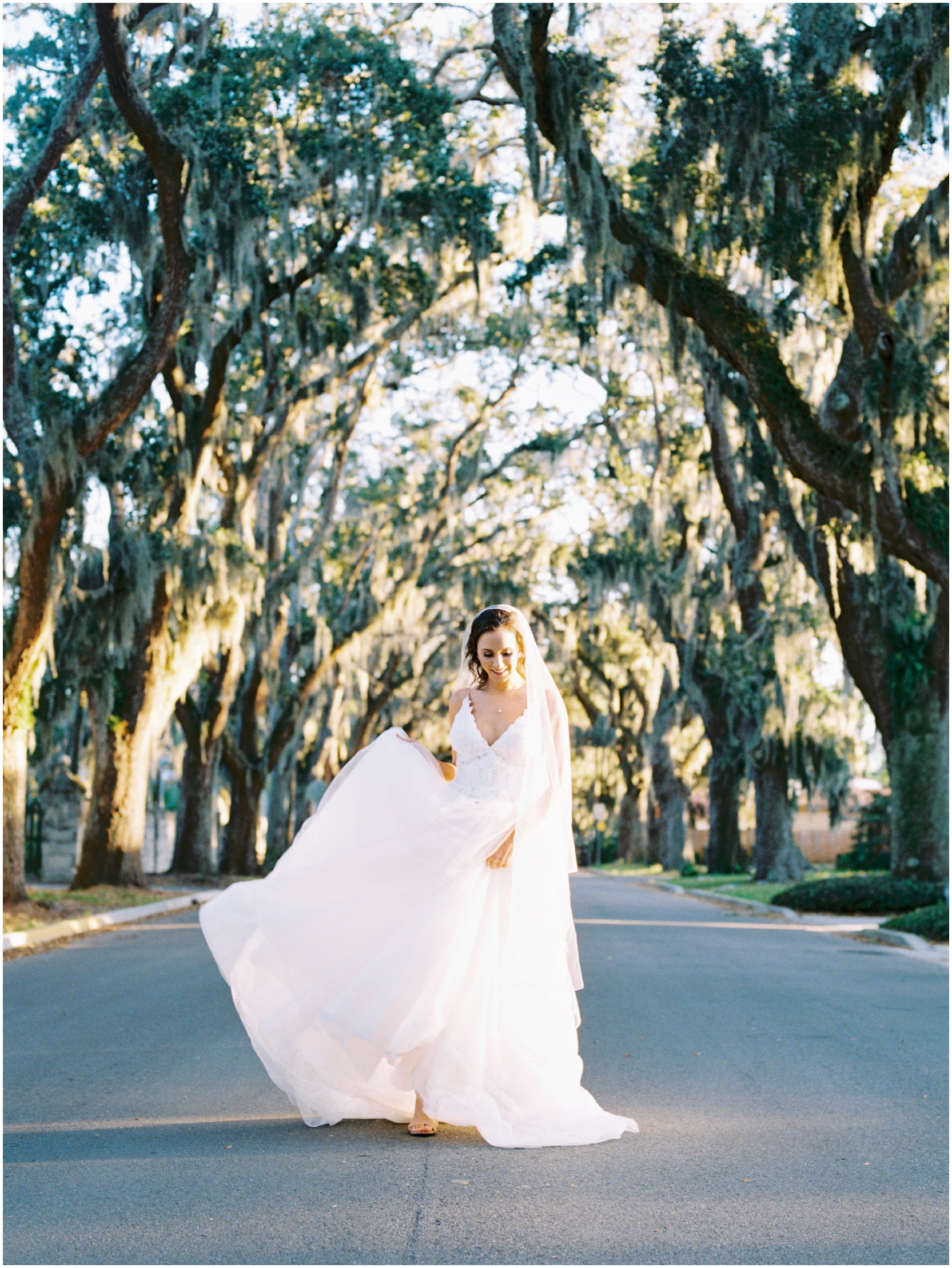 Lisa Silva Photography -Bridal Portrait Session in St. Augustine, Florida- Jacksonville and North East Florida Fine Art Film Photographer_0025.jpg