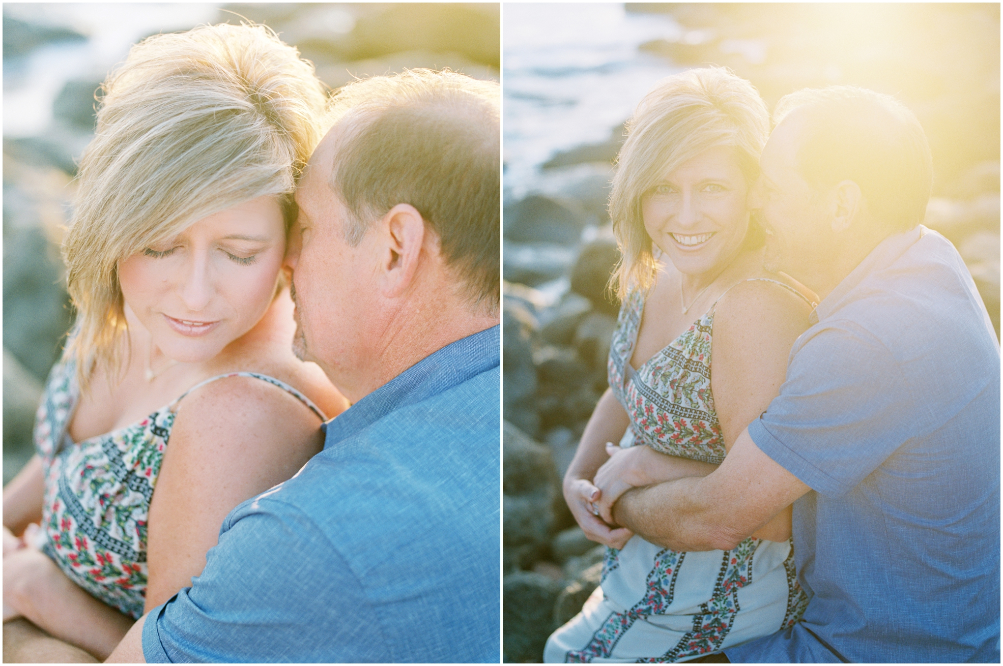 Lisa Silva Photography- Jacksonville, St. Augustine, Amelia Island, Ponte Vedra Beach, North East Florida Fine Art Film Photographer- Anniversary Session at Washington Oaks in Palm Coast, Florida_0008.jpg