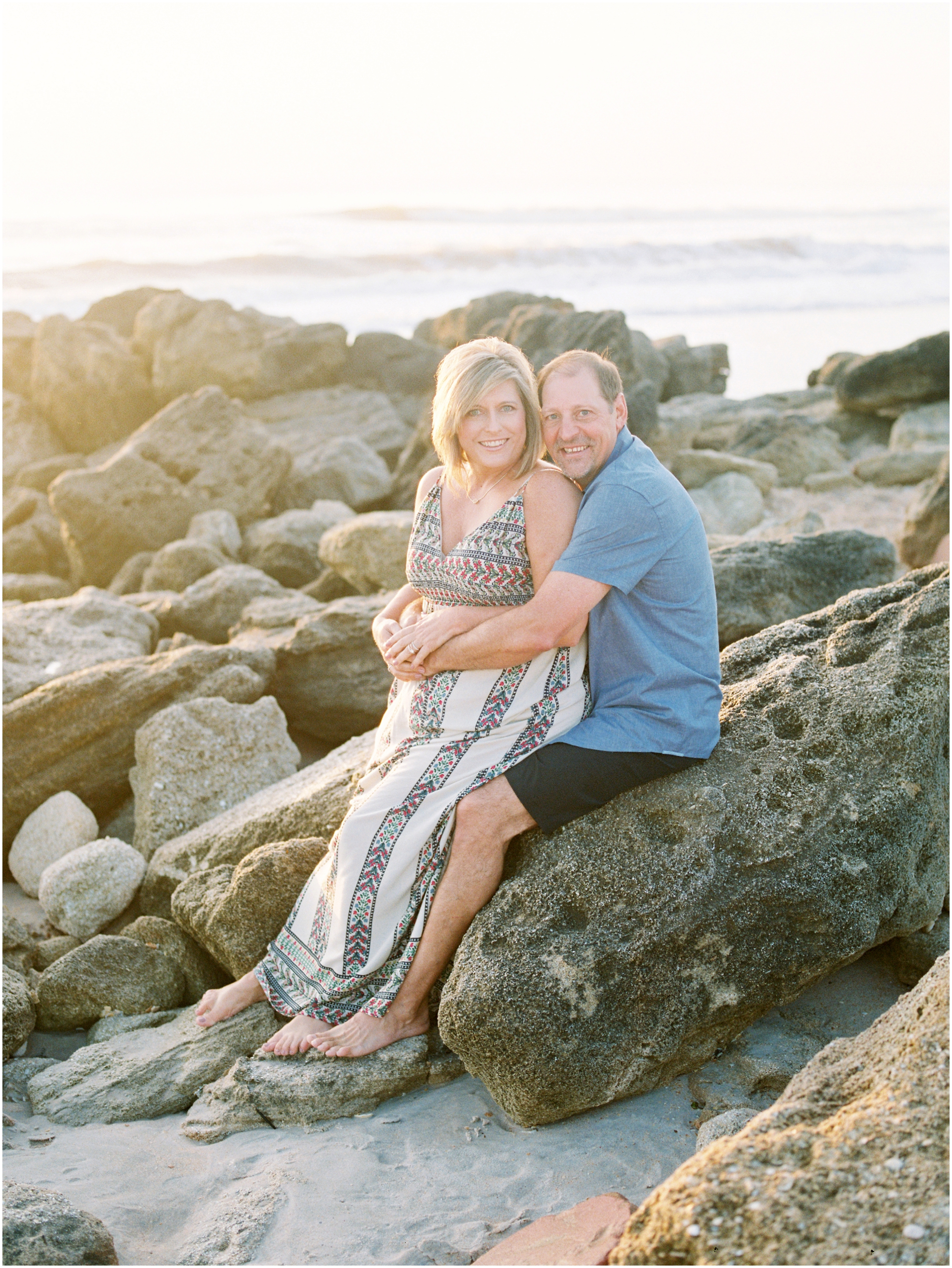 Lisa Silva Photography- Jacksonville, St. Augustine, Amelia Island, Ponte Vedra Beach, North East Florida Fine Art Film Photographer- Anniversary Session at Washington Oaks in Palm Coast, Florida_0007.jpg