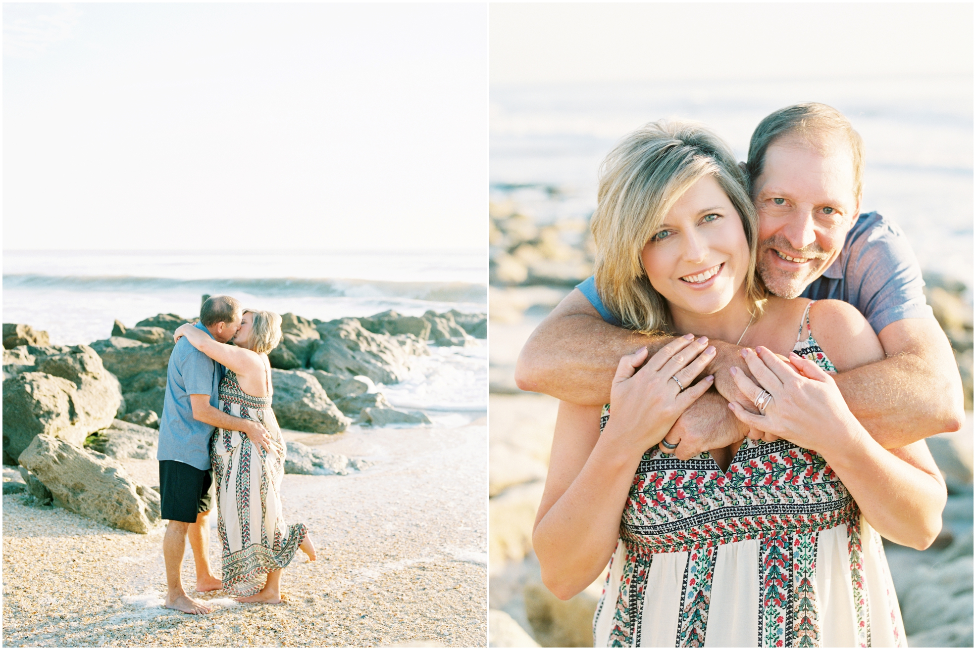 Lisa Silva Photography- Jacksonville, St. Augustine, Amelia Island, Ponte Vedra Beach, North East Florida Fine Art Film Photographer- Anniversary Session at Washington Oaks in Palm Coast, Florida_0010.jpg
