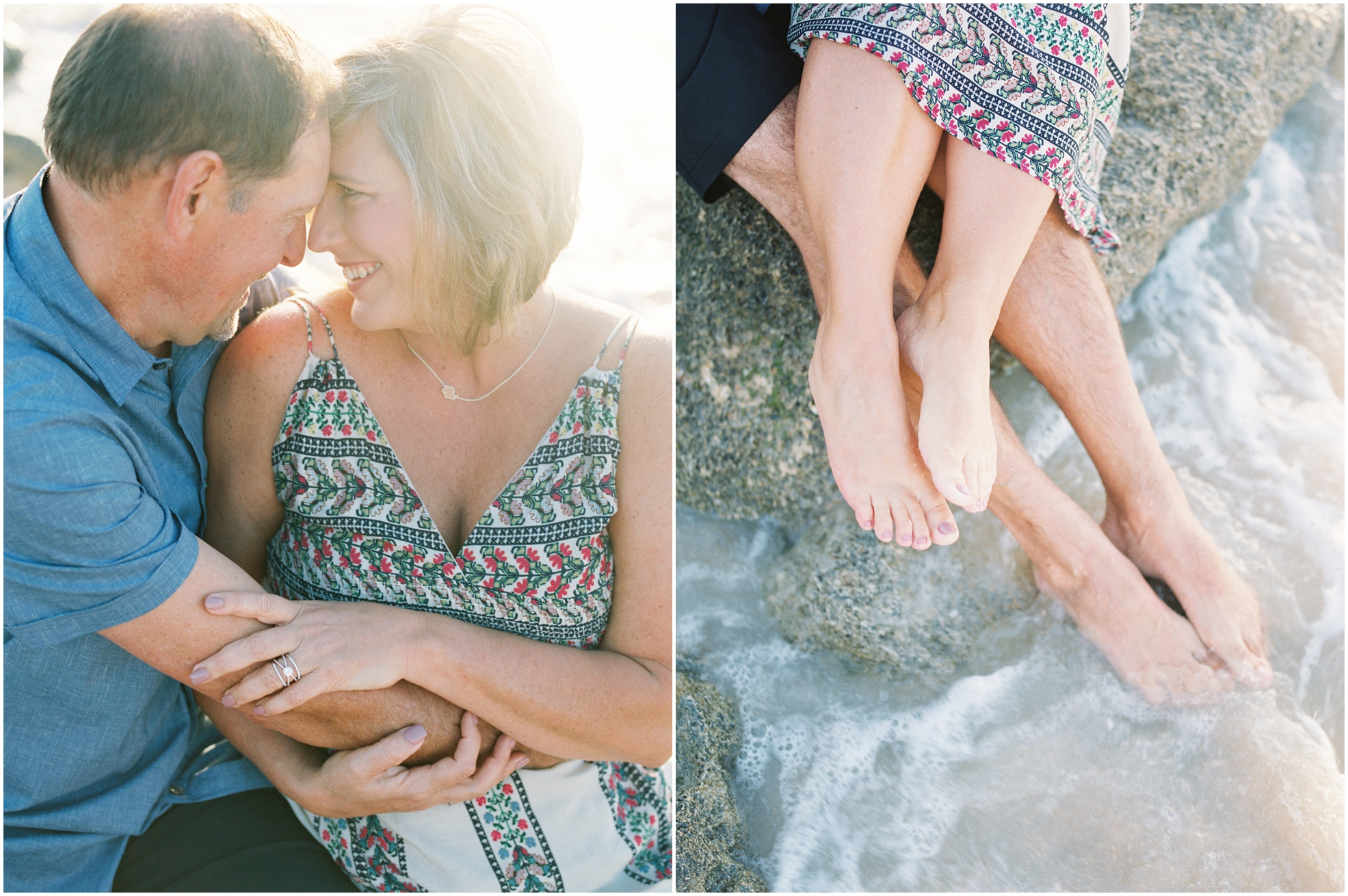 Lisa Silva Photography- Jacksonville, St. Augustine, Amelia Island, Ponte Vedra Beach, North East Florida Fine Art Film Photographer- Anniversary Session at Washington Oaks in Palm Coast, Florida_0013.jpg