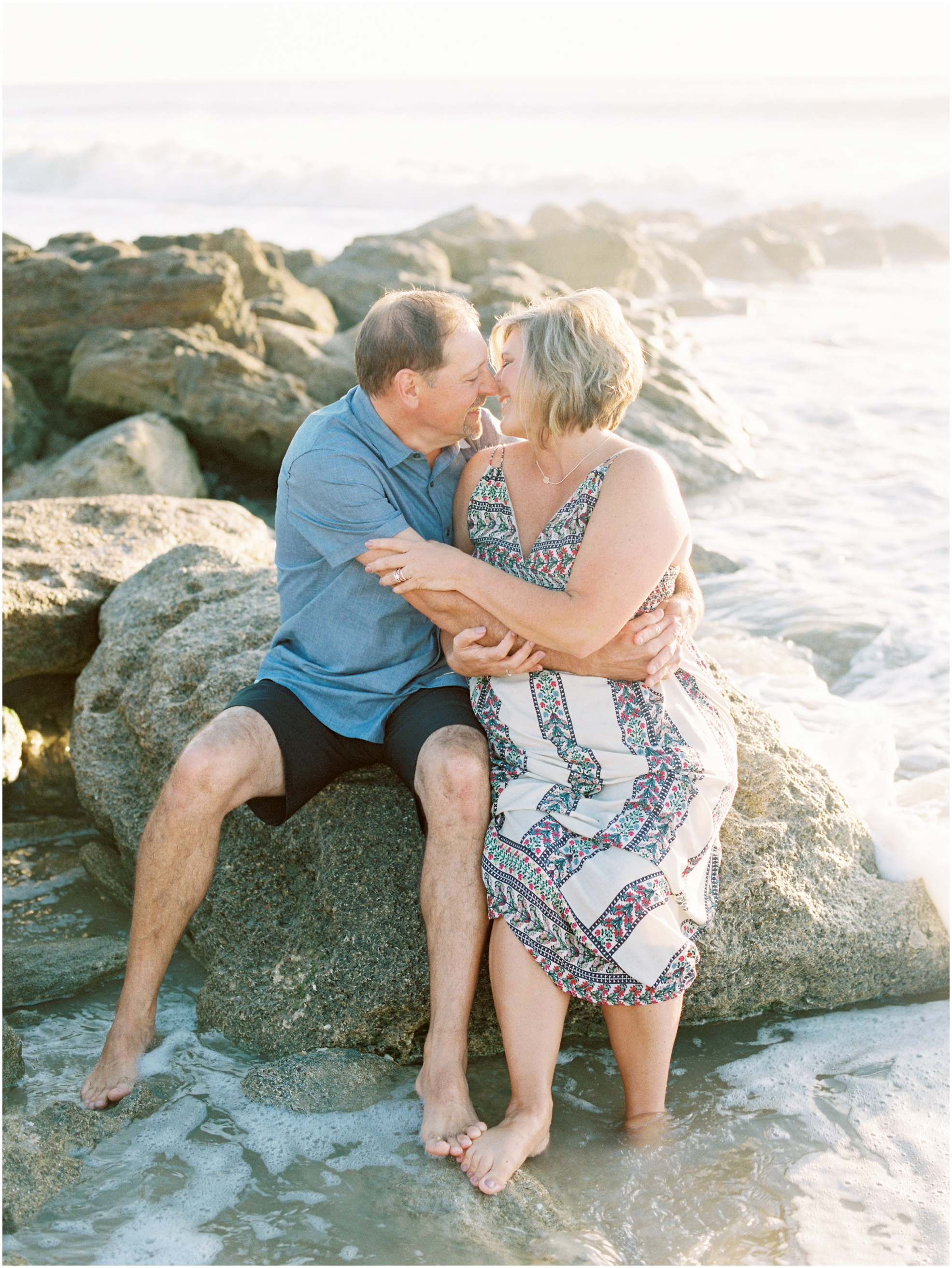 Lisa Silva Photography- Jacksonville, St. Augustine, Amelia Island, Ponte Vedra Beach, North East Florida Fine Art Film Photographer- Anniversary Session at Washington Oaks in Palm Coast, Florida_0012.jpg