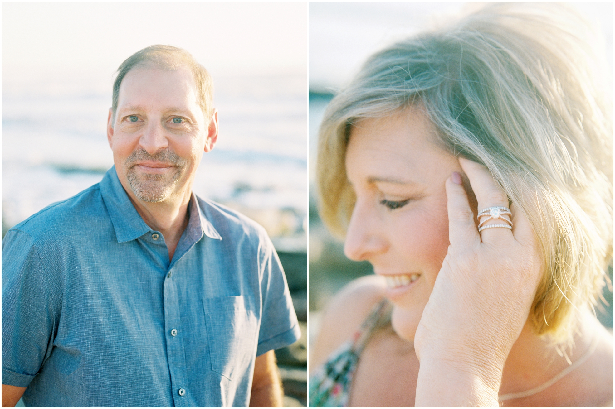 Lisa Silva Photography- Jacksonville, St. Augustine, Amelia Island, Ponte Vedra Beach, North East Florida Fine Art Film Photographer- Anniversary Session at Washington Oaks in Palm Coast, Florida_0016.jpg