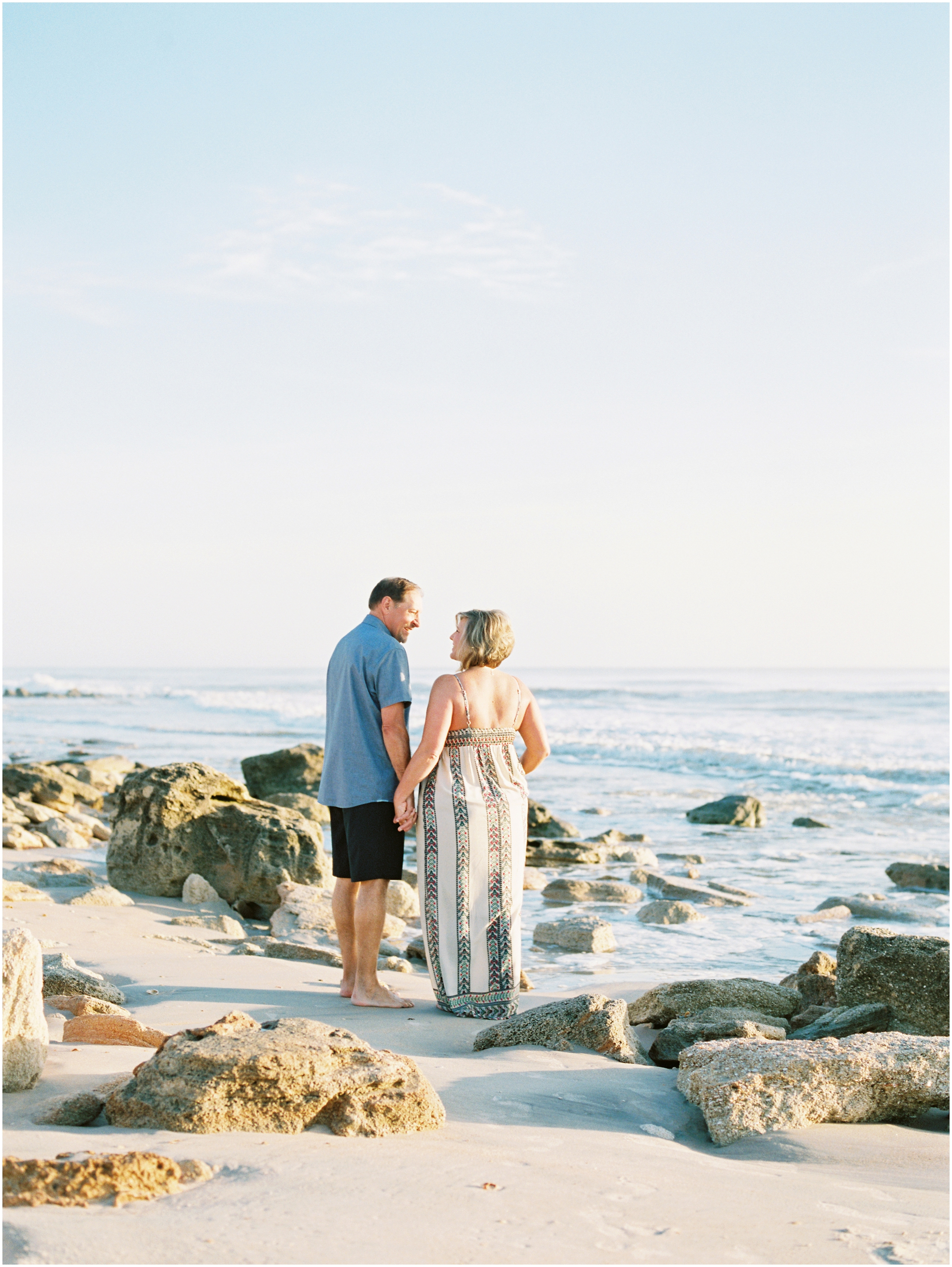 Lisa Silva Photography- Jacksonville, St. Augustine, Amelia Island, Ponte Vedra Beach, North East Florida Fine Art Film Photographer- Anniversary Session at Washington Oaks in Palm Coast, Florida_0020.jpg