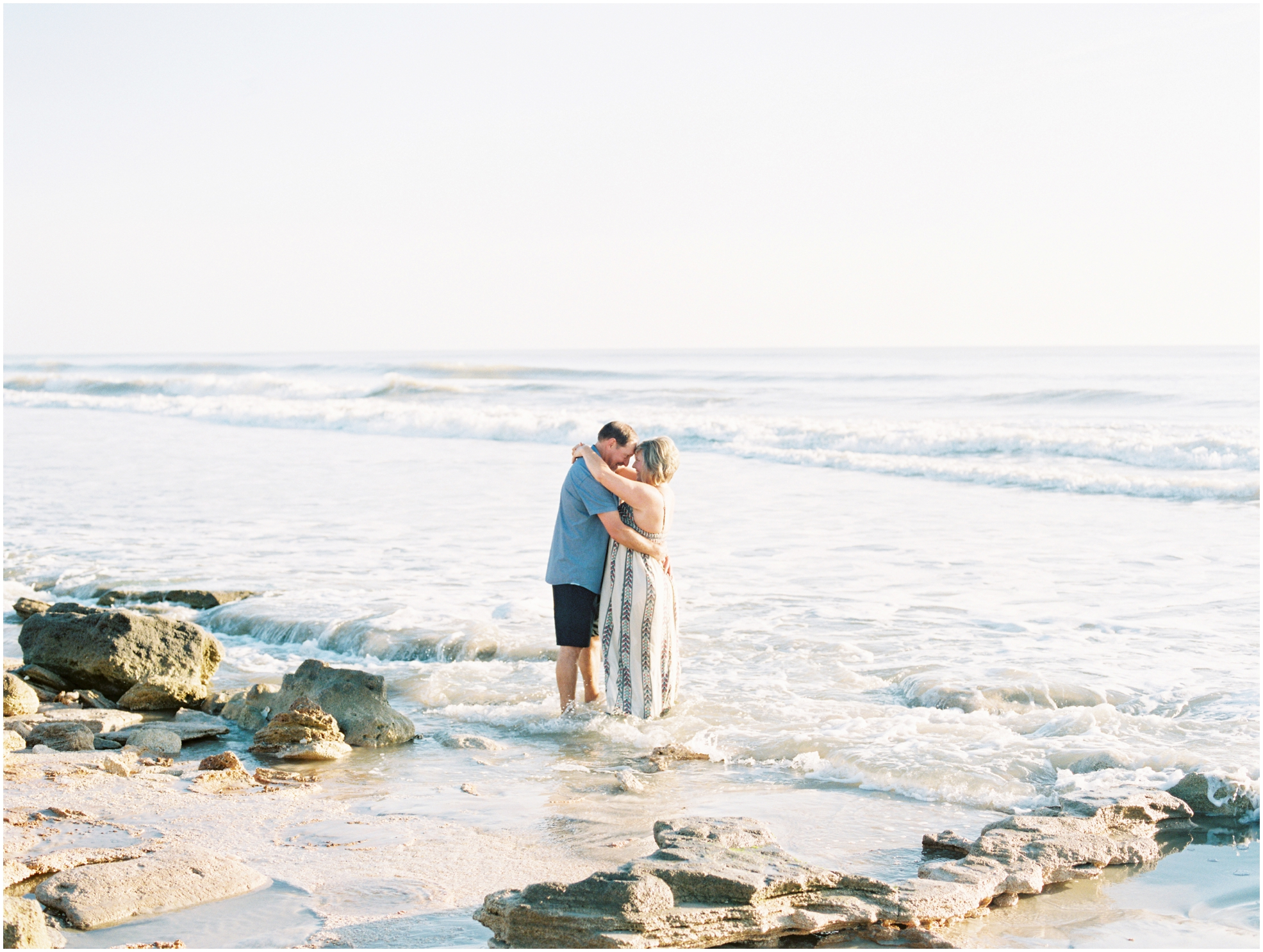 Lisa Silva Photography- Jacksonville, St. Augustine, Amelia Island, Ponte Vedra Beach, North East Florida Fine Art Film Photographer- Anniversary Session at Washington Oaks in Palm Coast, Florida_0029.jpg