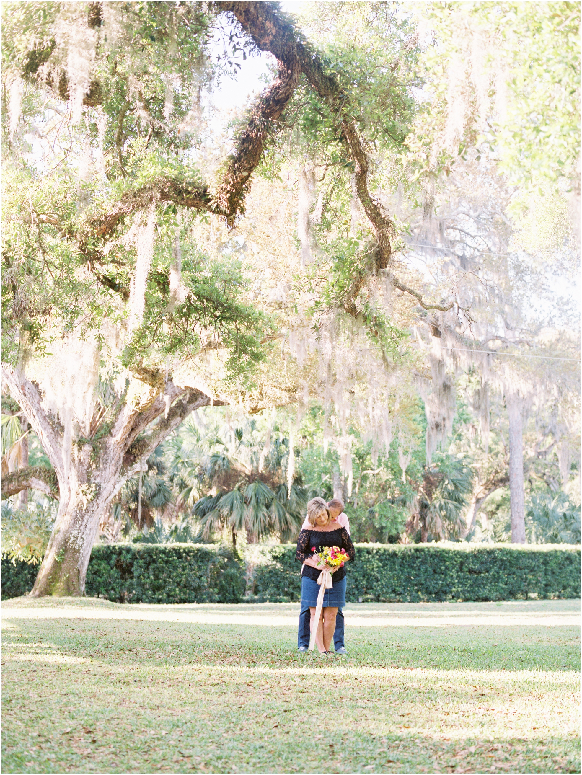 Lisa Silva Photography- Jacksonville, St. Augustine, Amelia Island, Ponte Vedra Beach, North East Florida Fine Art Film Photographer- Anniversary Session at Washington Oaks in Palm Coast, Florida_0033.jpg