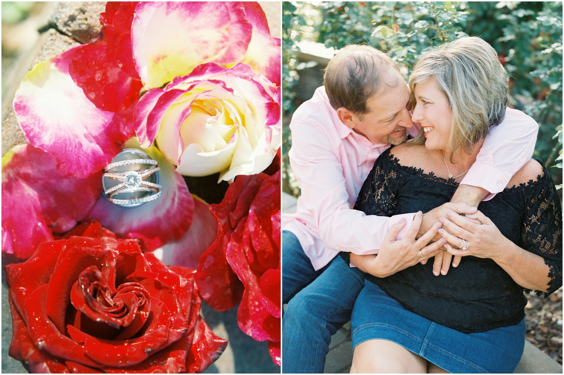 Lisa Silva Photography- Jacksonville, St. Augustine, Amelia Island, Ponte Vedra Beach, North East Florida Fine Art Film Photographer- Anniversary Session at Washington Oaks in Palm Coast, Florida_0041.jpg