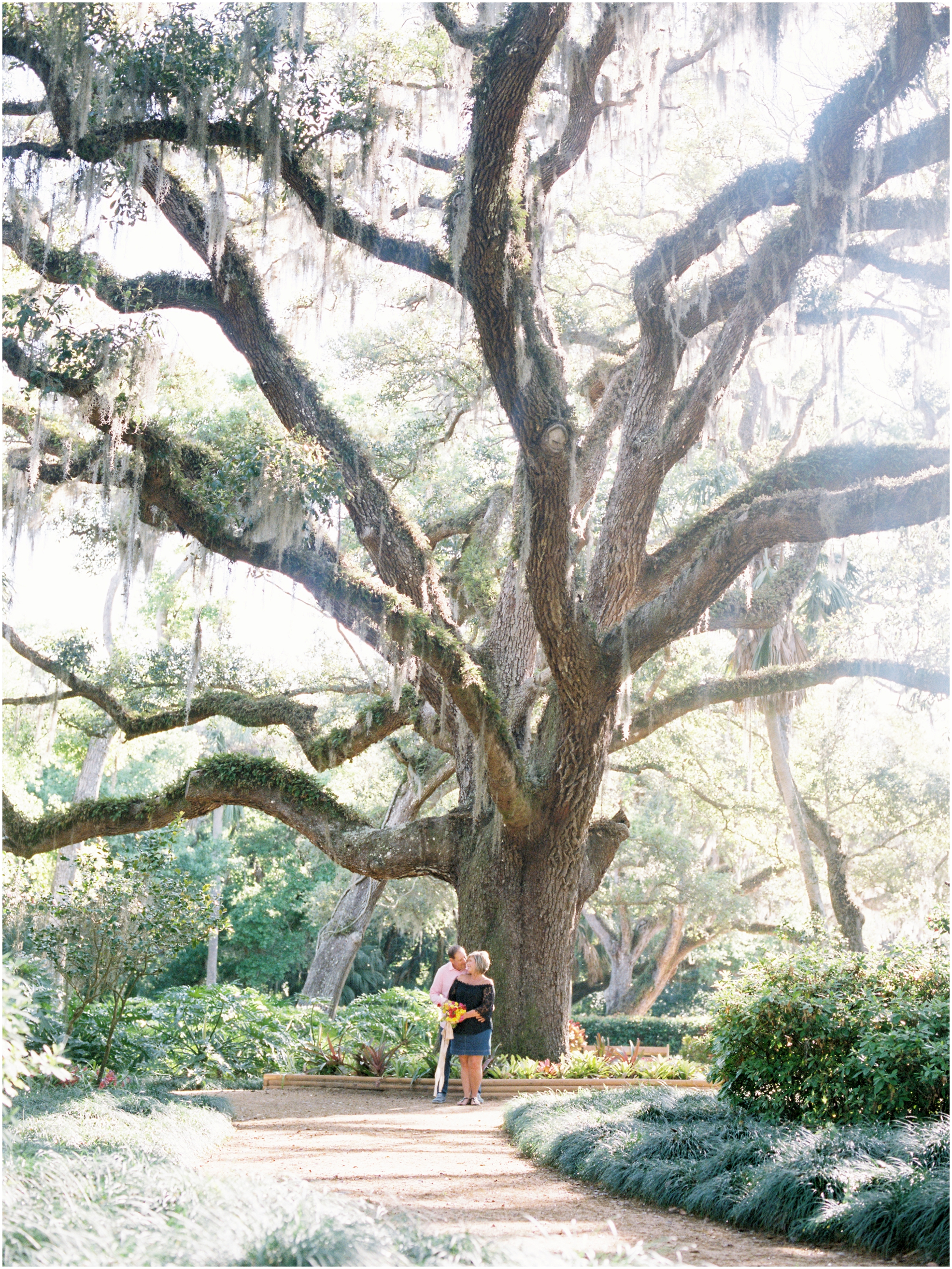 Lisa Silva Photography- Jacksonville, St. Augustine, Amelia Island, Ponte Vedra Beach, North East Florida Fine Art Film Photographer- Anniversary Session at Washington Oaks in Palm Coast, Florida_0045.jpg