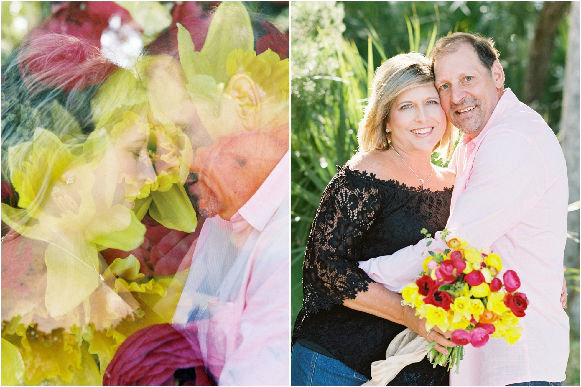 Lisa Silva Photography- Jacksonville, St. Augustine, Amelia Island, Ponte Vedra Beach, North East Florida Fine Art Film Photographer- Anniversary Session at Washington Oaks in Palm Coast, Florida_0097.jpg