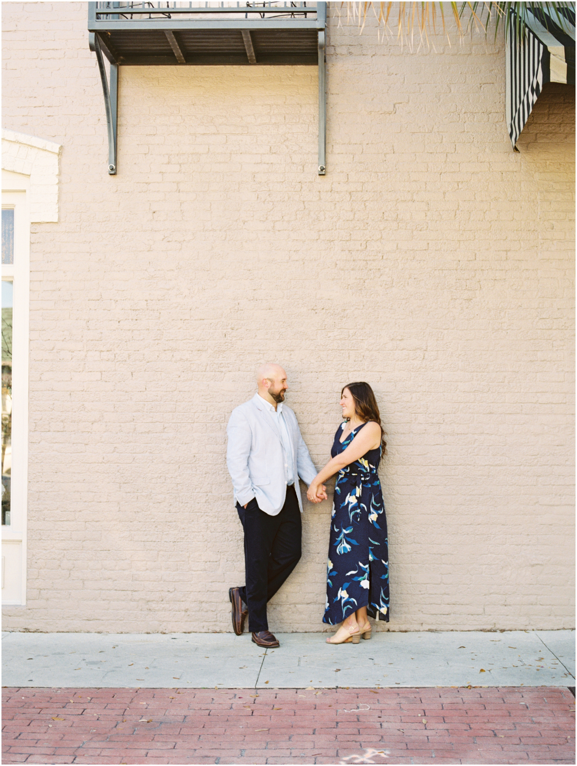 Lisa Silva Photography- Jacksonville, St. Augustine, Amelia Island, Ponte Vedra Beach, North East Florida Fine Art Film Photographer- Engagement Session in Historic Downtown Fernandina Beach- Amelia Island Wedding Photographer_0000.jpg