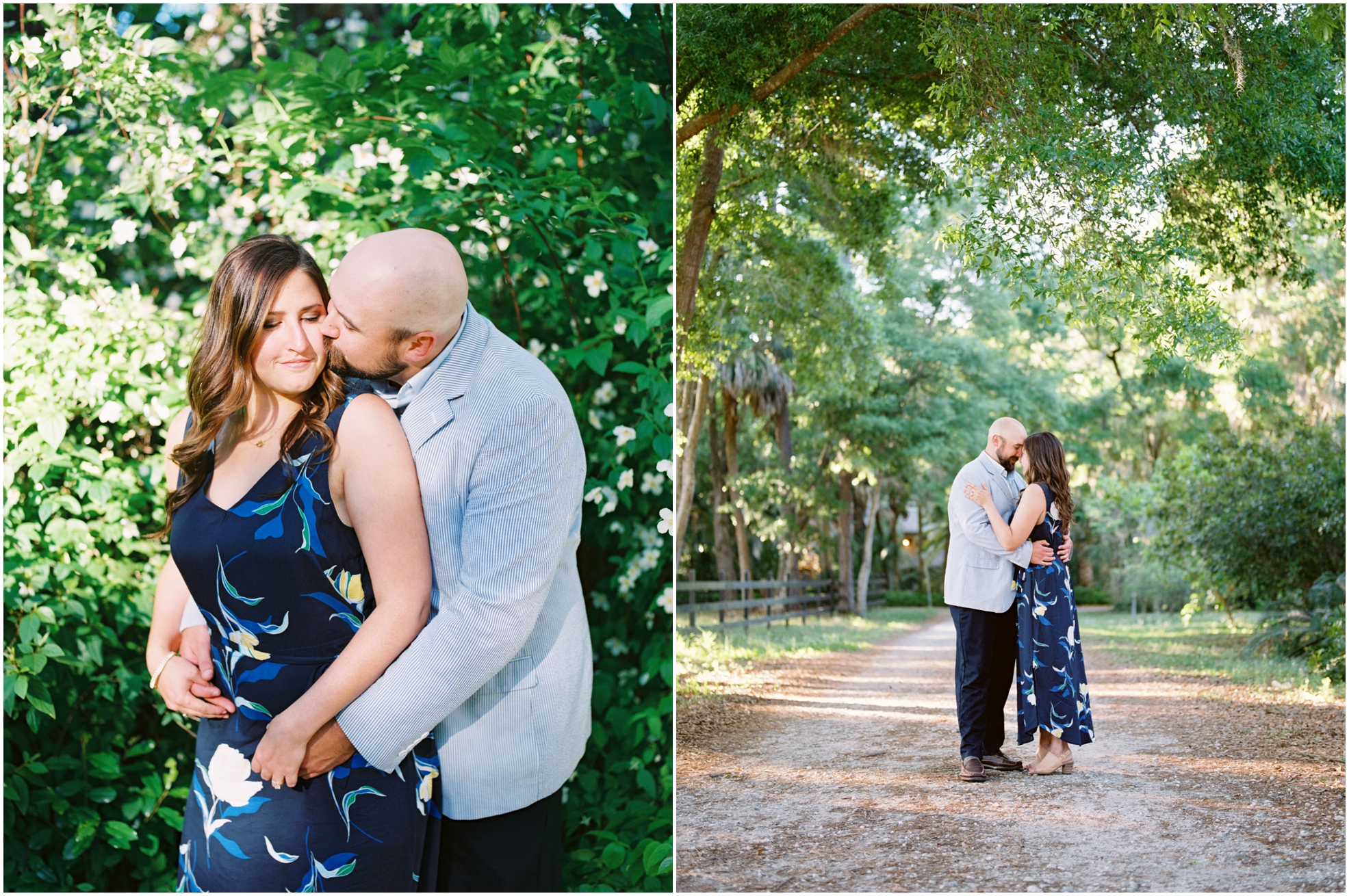 Lisa Silva Photography- Jacksonville, St. Augustine, Amelia Island, Ponte Vedra Beach, North East Florida Fine Art Film Photographer- Engagement Session in Historic Downtown Fernandina Beach- Amelia Island Wedding Photographer_0031.jpg