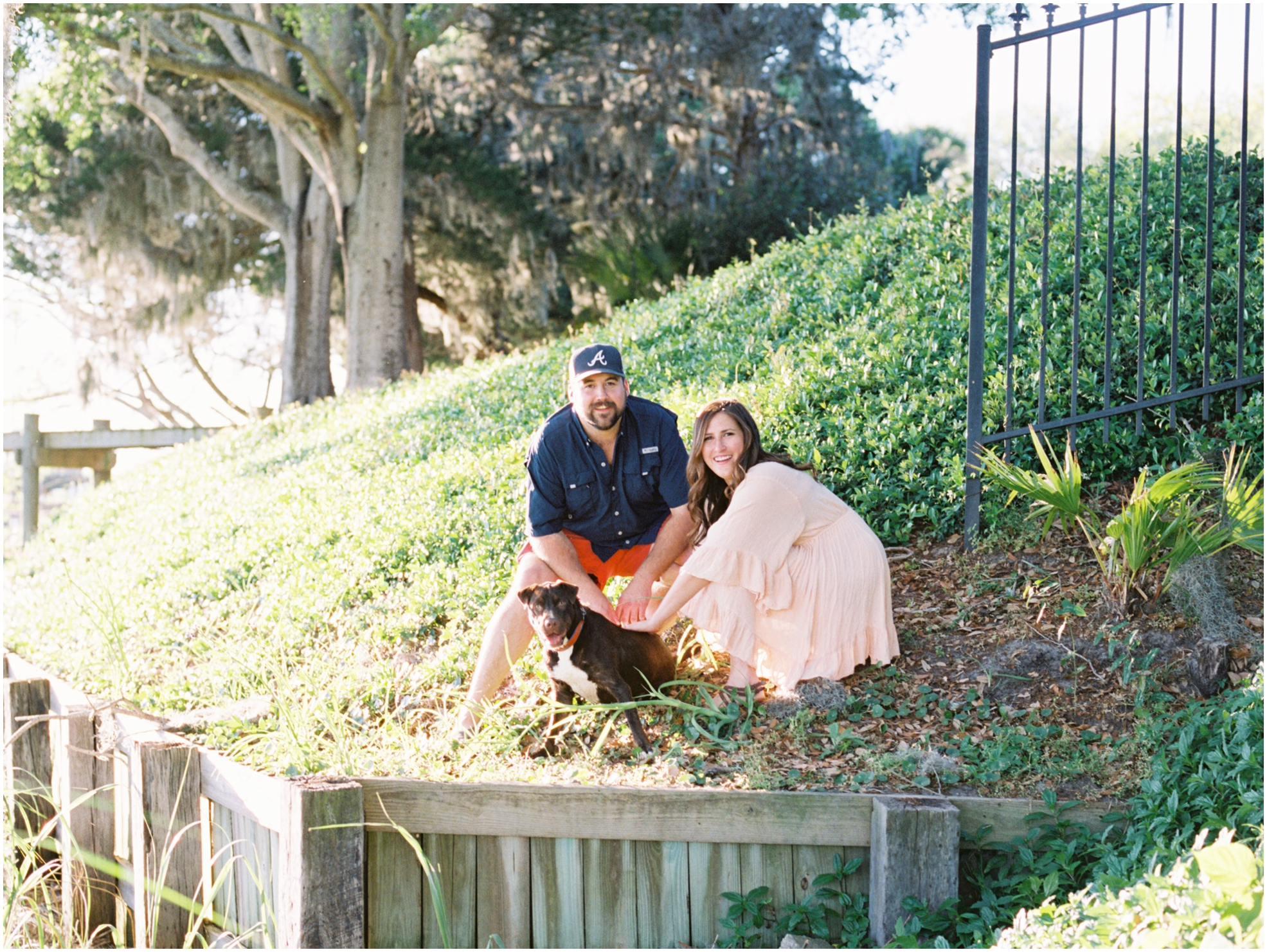 Lisa Silva Photography- Jacksonville, St. Augustine, Amelia Island, Ponte Vedra Beach, North East Florida Fine Art Film Photographer- Engagement Session in Historic Downtown Fernandina Beach- Amelia Island Wedding Photographer_0046.jpg