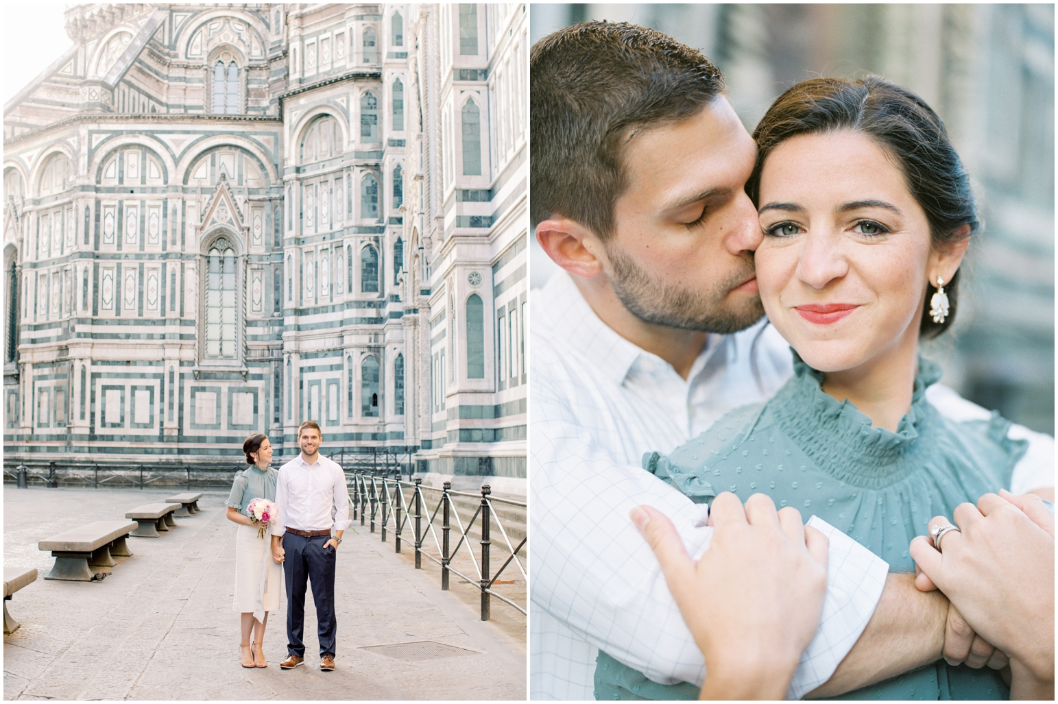 Lisa Silva Photography- Jacksonville, St. Augustine, Amelia Island, Ponte Vedra Beach, Fernandina Beach, North East Florida Fine Art Film Photographer- Engagement Session in Florence, Italy_0016.jpg