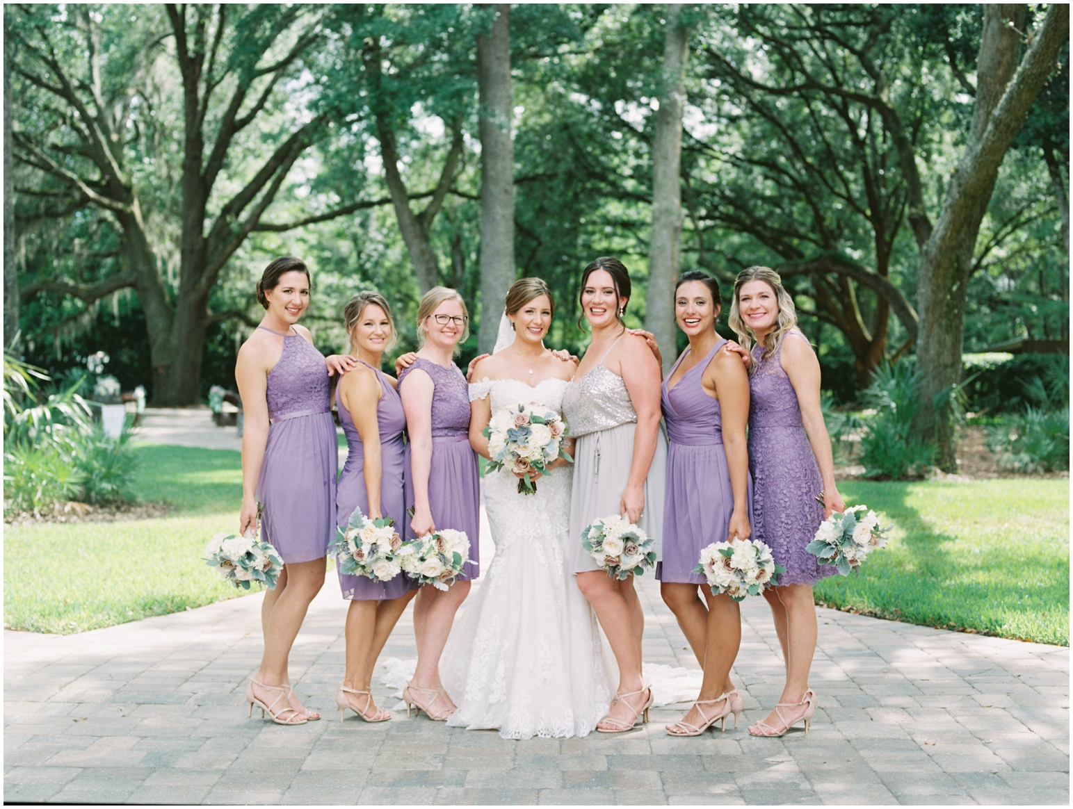 Lisa Silva Photography- Jacksonville, St Augustine, Fernandina Beach, Amelia Island, Ponte Vedra Beach, North East Florida Fine Art Film Photographer- Ashley and Shawn's wedding at bowing oaks plantation_0022.jpg