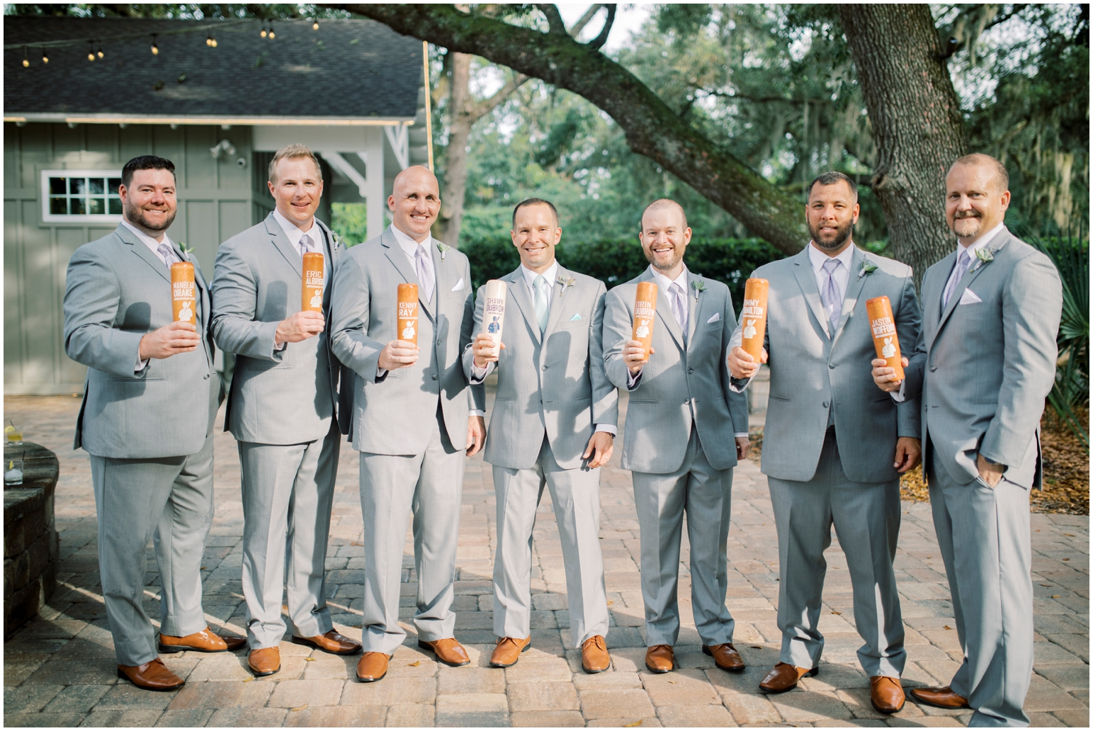 Lisa Silva Photography- Jacksonville, St Augustine, Fernandina Beach, Amelia Island, Ponte Vedra Beach, North East Florida Fine Art Film Photographer- Ashley and Shawn's wedding at bowing oaks plantation_0038.jpg
