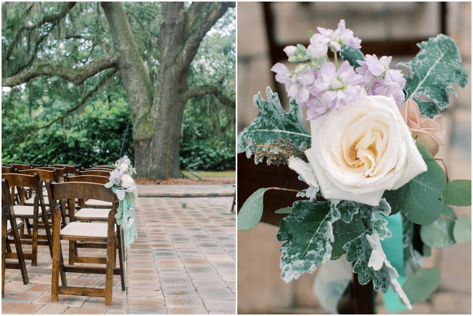 Lisa Silva Photography- Jacksonville, St Augustine, Fernandina Beach, Amelia Island, Ponte Vedra Beach, North East Florida Fine Art Film Photographer- Ashley and Shawn's wedding at bowing oaks plantation_0052.jpg