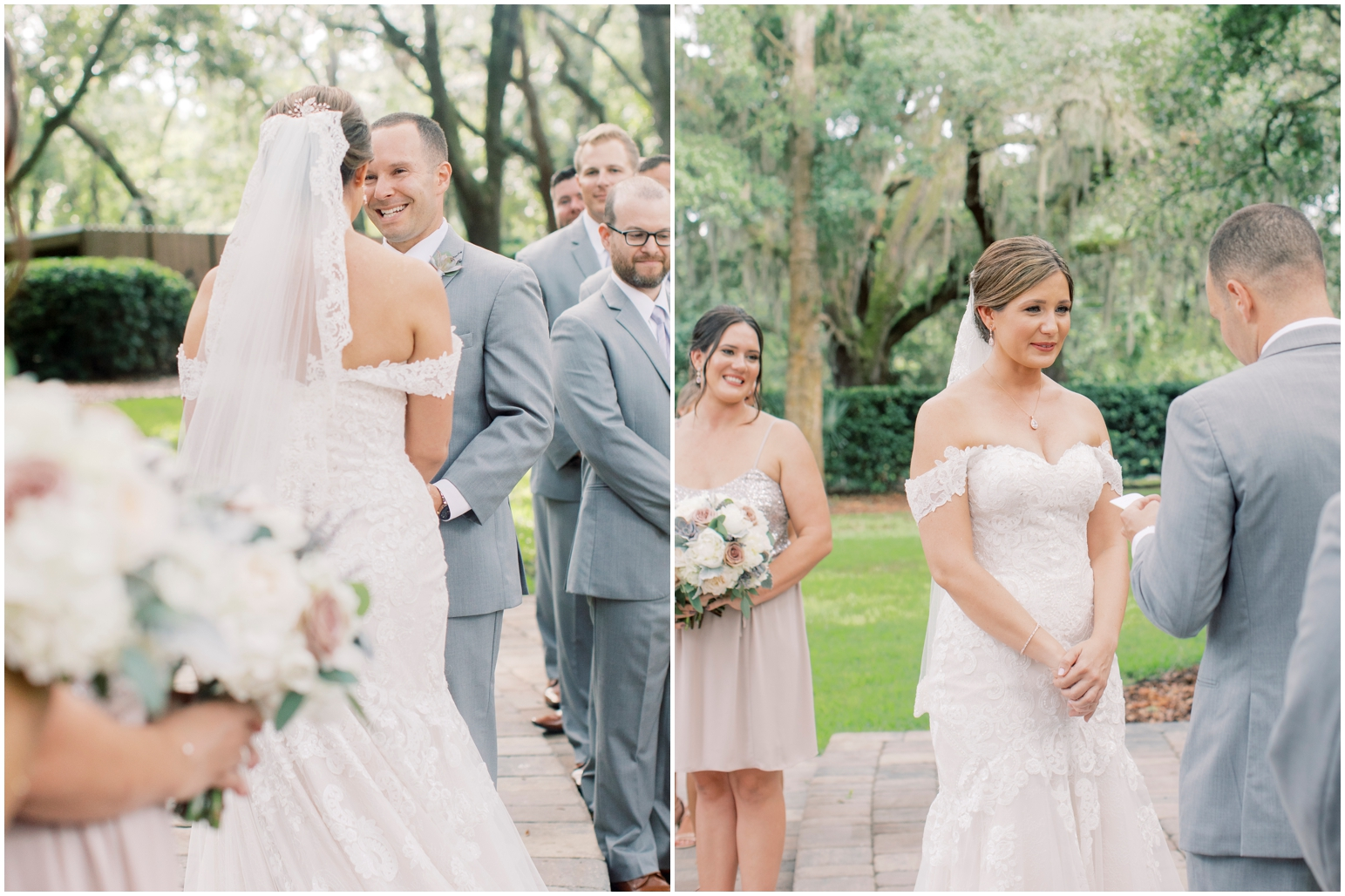 Lisa Silva Photography- Jacksonville, St Augustine, Fernandina Beach, Amelia Island, Ponte Vedra Beach, North East Florida Fine Art Film Photographer- Ashley and Shawn's wedding at bowing oaks plantation_0063.jpg