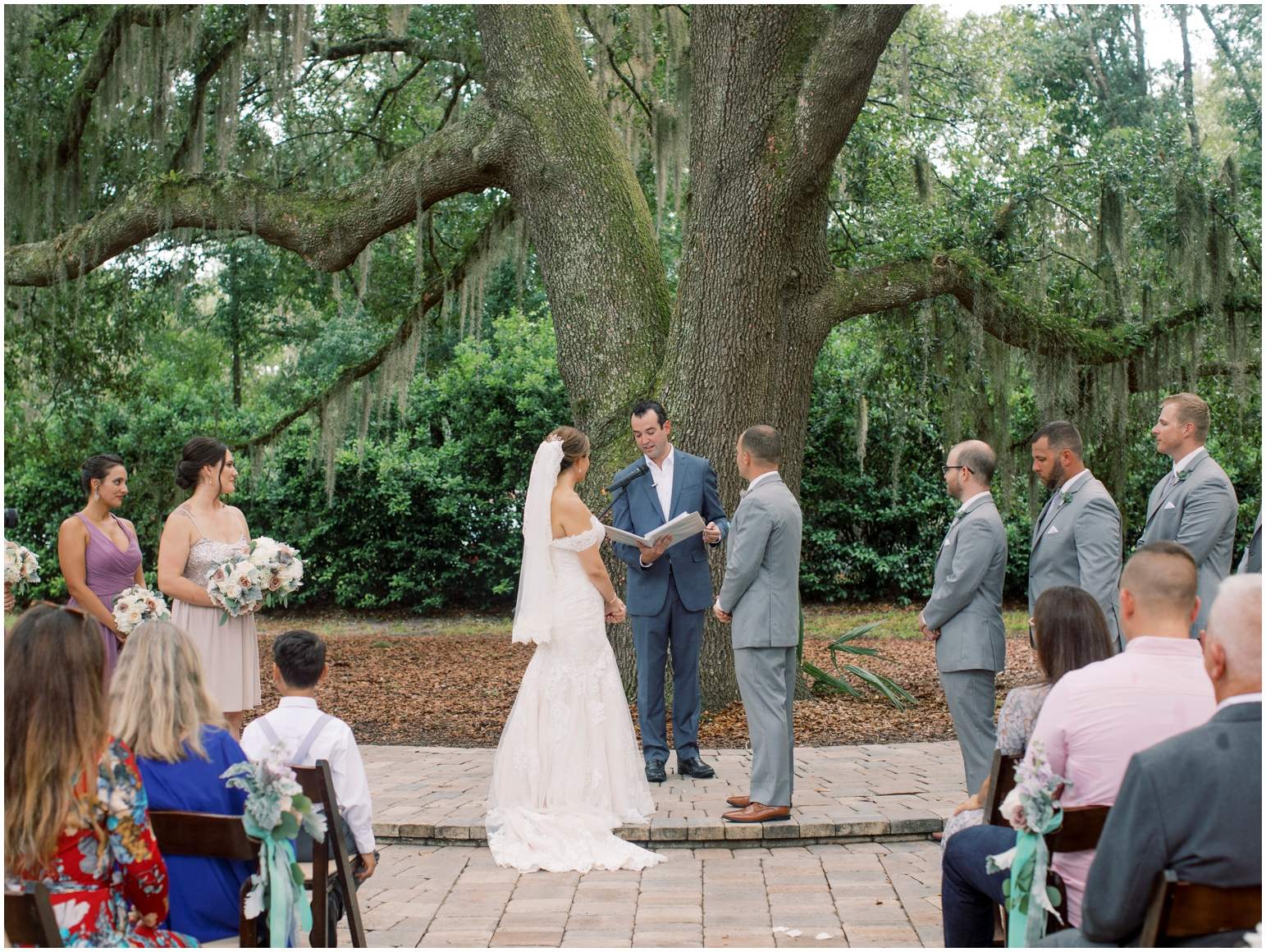 Lisa Silva Photography- Jacksonville, St Augustine, Fernandina Beach, Amelia Island, Ponte Vedra Beach, North East Florida Fine Art Film Photographer- Ashley and Shawn's wedding at bowing oaks plantation_0067.jpg