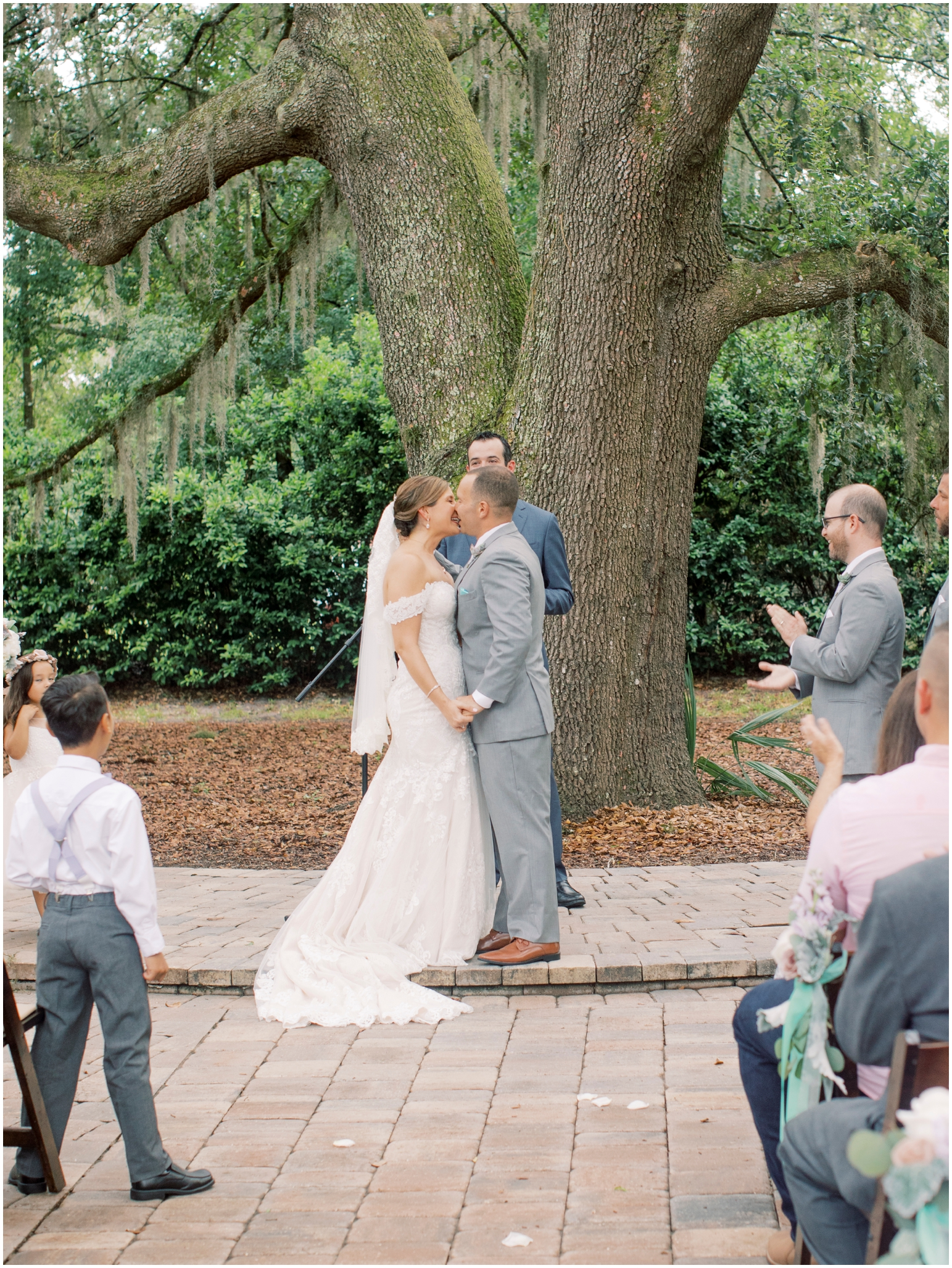 Lisa Silva Photography- Jacksonville, St Augustine, Fernandina Beach, Amelia Island, Ponte Vedra Beach, North East Florida Fine Art Film Photographer- Ashley and Shawn's wedding at bowing oaks plantation_0068.jpg