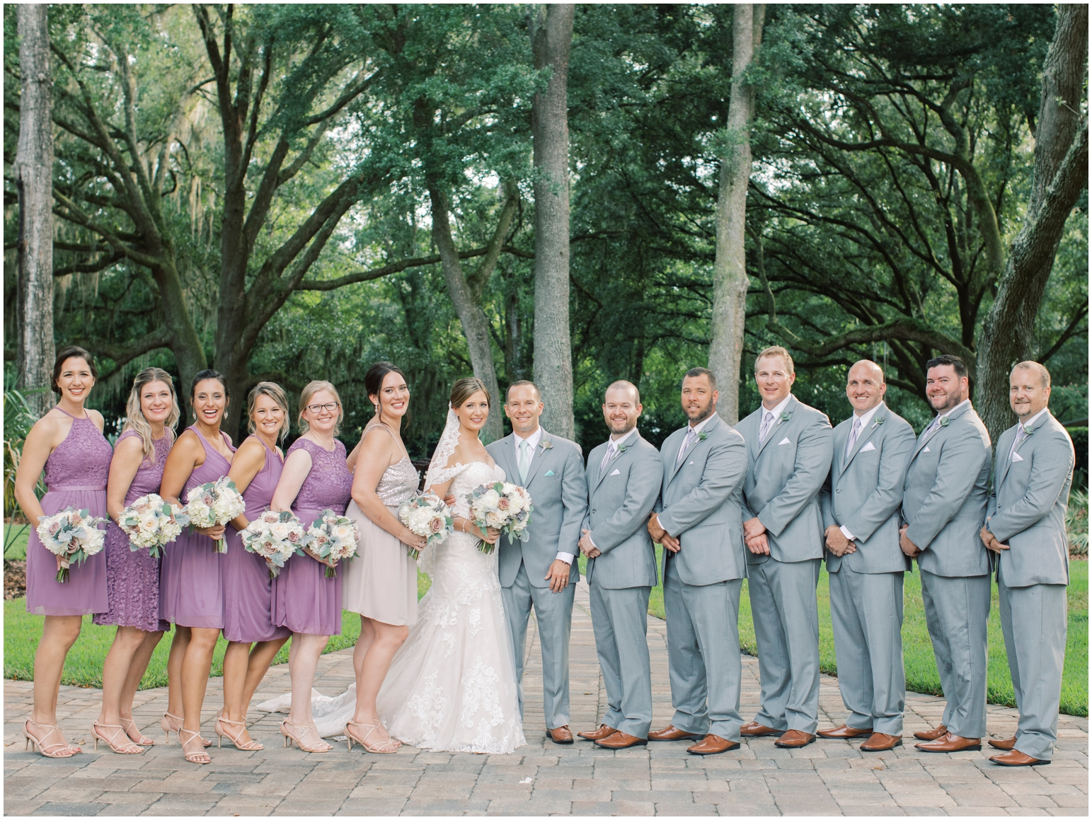 Lisa Silva Photography- Jacksonville, St Augustine, Fernandina Beach, Amelia Island, Ponte Vedra Beach, North East Florida Fine Art Film Photographer- Ashley and Shawn's wedding at bowing oaks plantation_0071.jpg