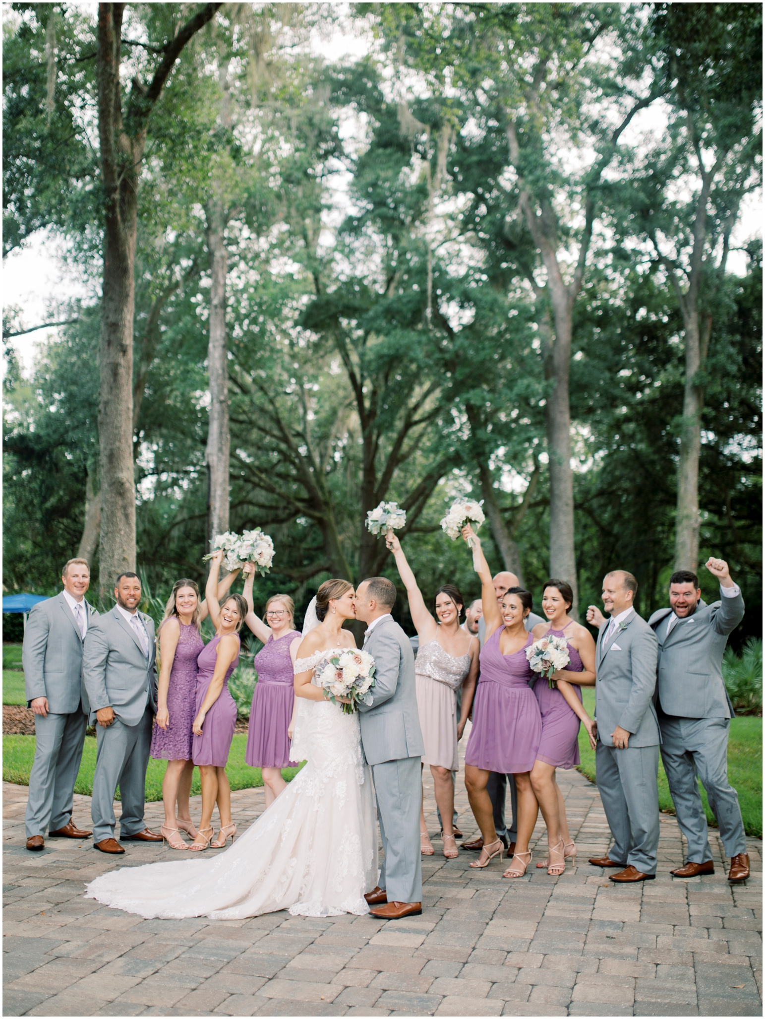 Lisa Silva Photography- Jacksonville, St Augustine, Fernandina Beach, Amelia Island, Ponte Vedra Beach, North East Florida Fine Art Film Photographer- Ashley and Shawn's wedding at bowing oaks plantation_0073.jpg