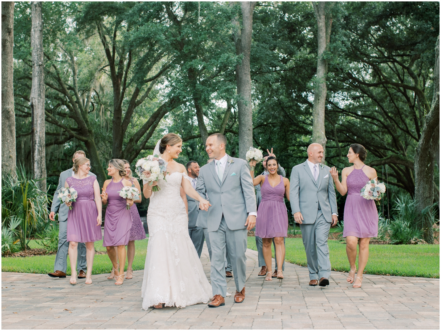 Lisa Silva Photography- Jacksonville, St Augustine, Fernandina Beach, Amelia Island, Ponte Vedra Beach, North East Florida Fine Art Film Photographer- Ashley and Shawn's wedding at bowing oaks plantation_0076.jpg