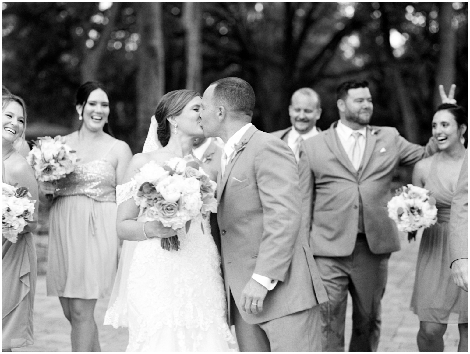 Lisa Silva Photography- Jacksonville, St Augustine, Fernandina Beach, Amelia Island, Ponte Vedra Beach, North East Florida Fine Art Film Photographer- Ashley and Shawn's wedding at bowing oaks plantation_0077.jpg