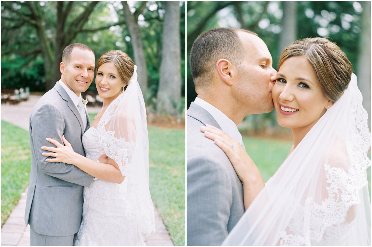 Lisa Silva Photography- Jacksonville, St Augustine, Fernandina Beach, Amelia Island, Ponte Vedra Beach, North East Florida Fine Art Film Photographer- Ashley and Shawn's wedding at bowing oaks plantation_0086.jpg