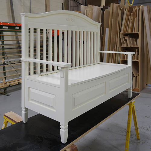 crib conversion