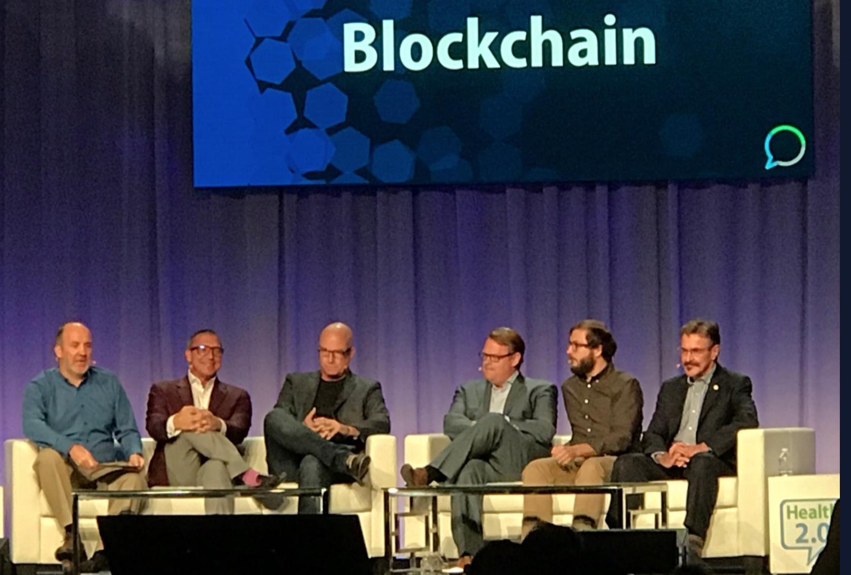 Jack Lewin at Health 2.0 BlockChain Panel.jpg