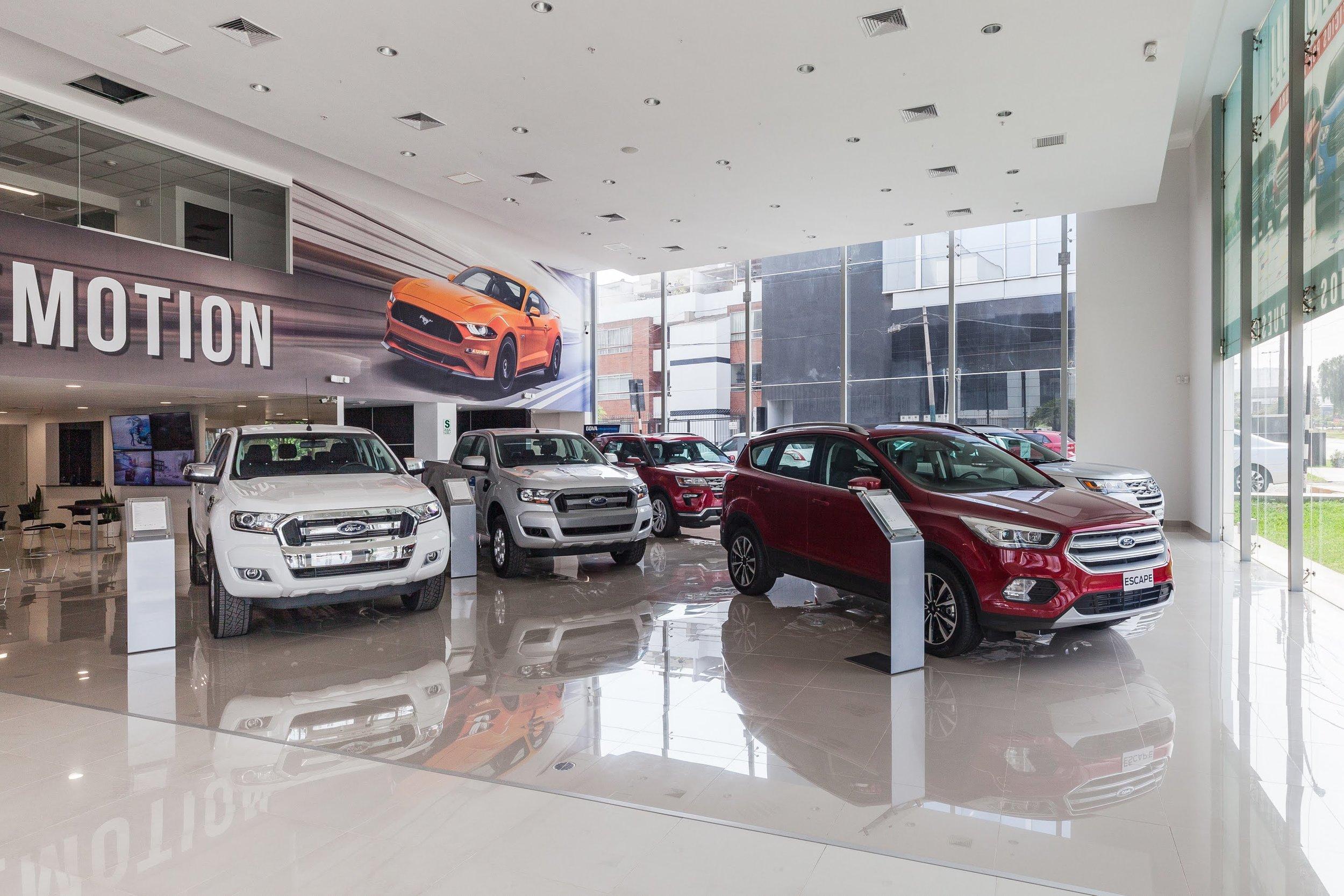 León Autos - Ford -