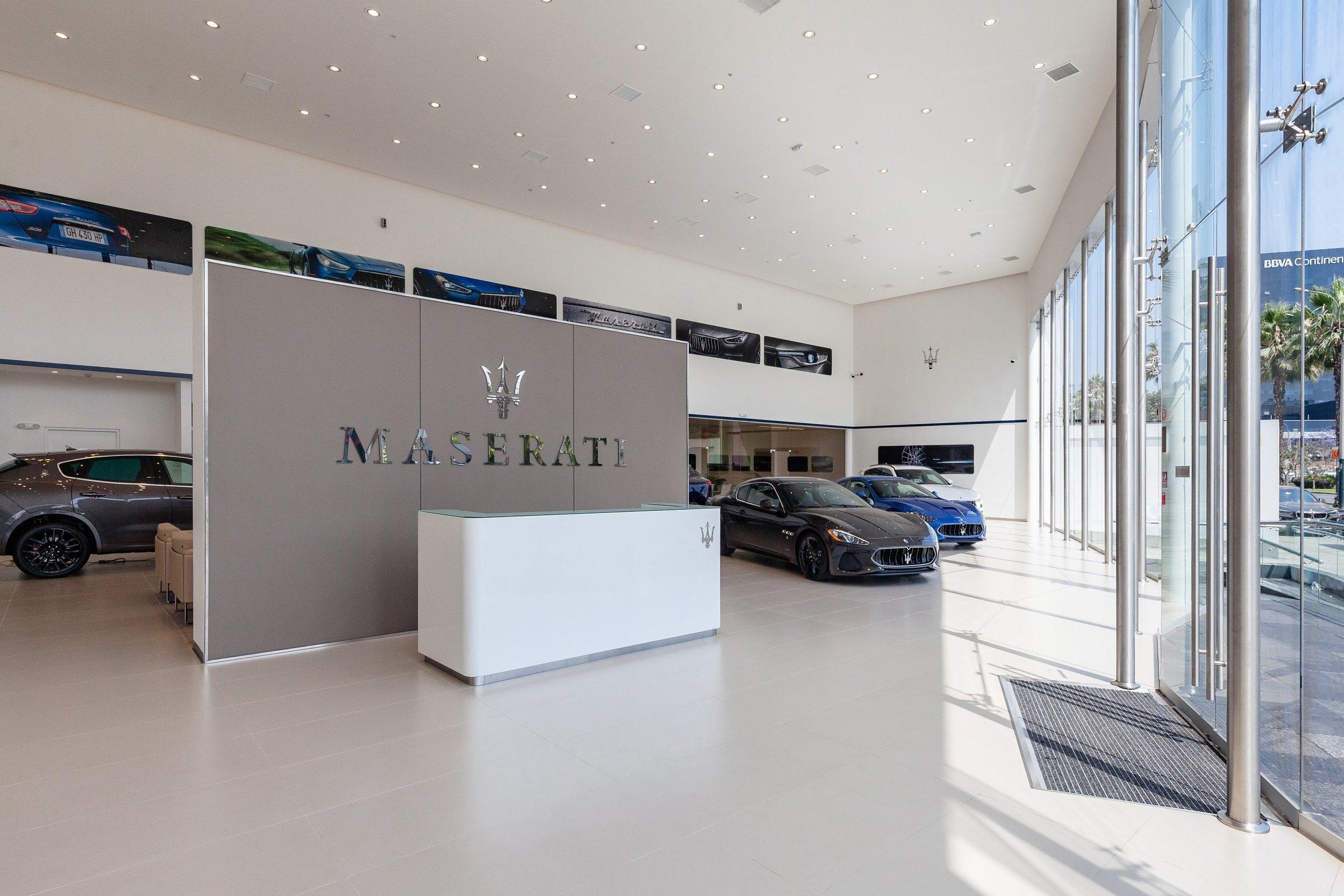 Maserati -