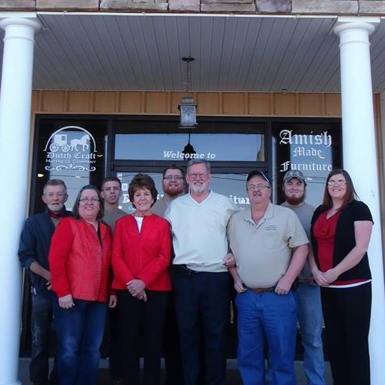 Foothills Furniture Team - Smiling Faces To Help With All Your Furniture Needs!