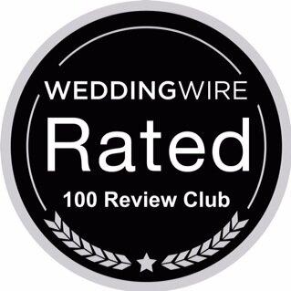 2015 & 2016 Couple's Choice Award - WeddingWire