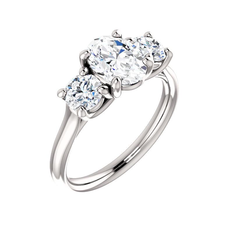3-Stone Engagement Ring