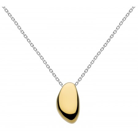 Kit Heath Pebble Yellow Gold Plated