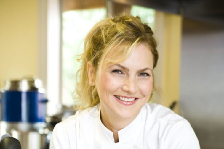 """Beth Vlasich Pav    After beginning her career as a TV and video writer and producer, a two-month European journey became a culinary catalyst that changed the course of Pav's life. Beth returned with gratitude and a passion for creating """"the endless possibilities that begin with fresh, wholesome ingredients."""" Soon, she enrolled in cooking school. """"So similar is a producer to a culinarian;"""" she says now, """"both use visual tools to create a story.""""  Beth graduated from the L' Academie de Cuisine and took additional classes at the Culinary Institute of America. She trained under and assisted some of the nation's top chefs. Later, she opened """"Cooking by Design Culinary Studio,"""" located in the idyllic setting of the Texas Hill Country, as a home base for her range of offerings; a cooking class studio and personal chef service.  In addition to being a celebrated chef, Beth Pav is a renowned Culinary Instructor, Recipe and Menu Developer and Writer. Her popular Online Journal """"Fresh from Beth"""" and print articles have been enjoyed by thousands of enthusiasts who rely on her gastronomic, lifestyle, and adventure-travel stories to inform them on creative ways to satisfy a variety of appetites. Beth is a member of LDEI's social media committee. She is a founding member and past President of Les Dames d' Escoffier of Austin. And is a 16-year member of IACP."""