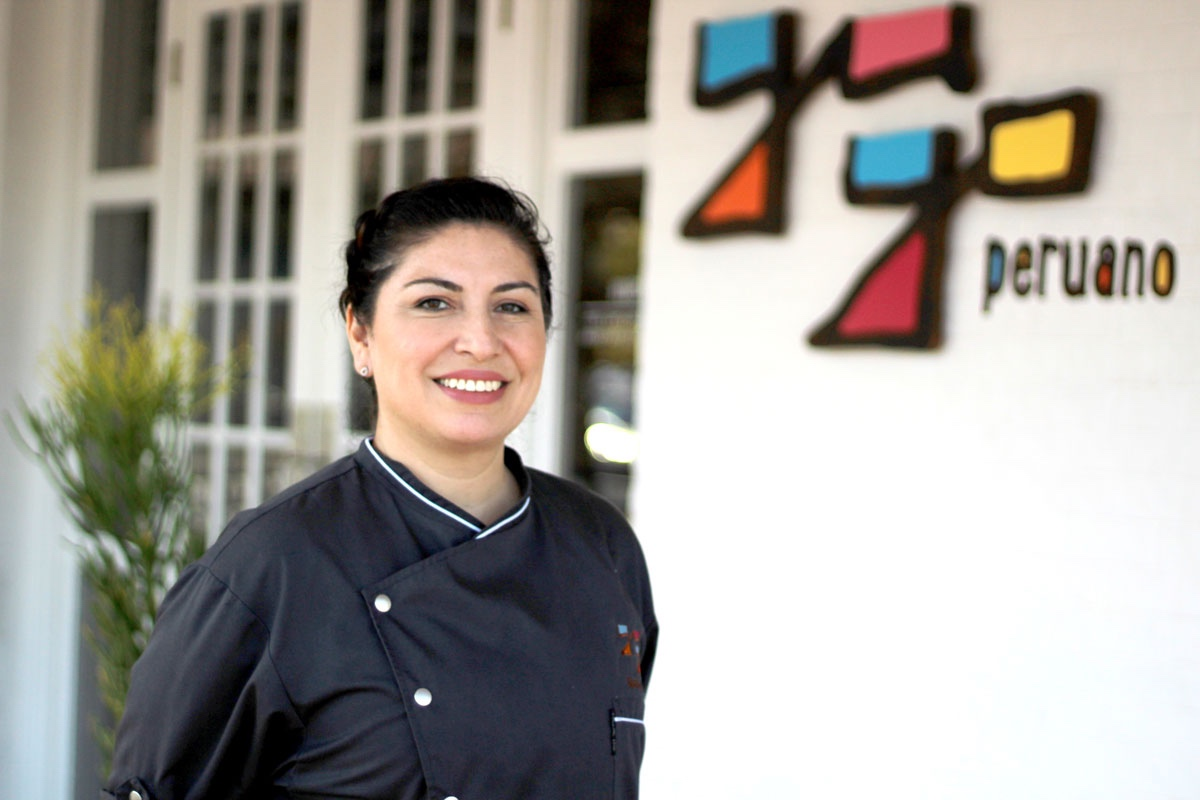 Maribel Rivero    Yuyo Executive Chef Maribel Rivero is passionate not only about food but also about fostering community through food. A third-generation food industry professional, the chef's hunger for culinary creativity was fostered at a young age by her grandparents. Trained at the Culinary Institute of America in San Antonio, Rivero has immersed herself in Latin American cuisine, studying in Peru, Bolivia, Ecuador, Argentina, but it was in Lima where she found her true calling, spending two years exploring the diverse culinary landscape of Peru. After returning to the United States, she opened Yuyo with her brother, restaurateur Carlos Rivero, and a new Austin hot spot was born. The 2019 James Beard nominated chef continues to explore and innovate using the essence of Peruvian flavors while creating community.