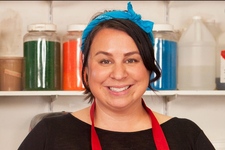 Olivia O'Neal    Olivia Guerra O'Neal is the owner of Sugar Mama's Bakeshop in Austin, and creates a from-scratch menu of Americana style desserts from cupcakes to wedding cakes.  With a focus on local, fair trade ingredients, a commitment to being green, and a vested interest in our employees' growth, Sugar Mama's Bakeshop is known for its consistency in producing a rich and decadent desserts. Since opening in 2008, Sugar Mama's has garnered several awards and a tremendous amount of press, and hopes to continue serving the community of Austin for many years to come.