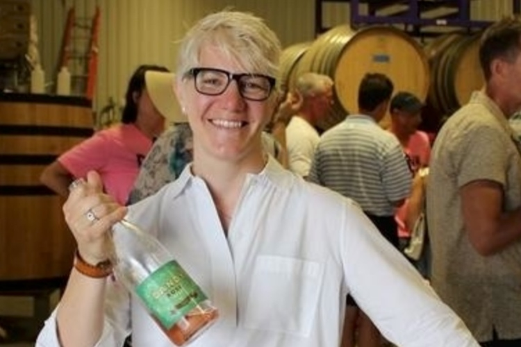 Rae Marie Wilson    Rae Wilson, Founder and Winemaker for Wine For the People, has worked in food and wine for over 20 years. From beer brewing and a variety of restaurant roles, she turned her sights to wine in 2007, acquiring an Advanced Certification from the WSET, and later with the Court of Master Sommeliers as a Certified Sommelier.  She learned winemaking in Napa Valley and Portugal, and upon returning to Austin in 2010, established Wine For the People. In 2014 she released the first vintage of Dandy Rosé, established a vineyard in the Texas Hill Country, then co-founded The Grower Project production in 2016.