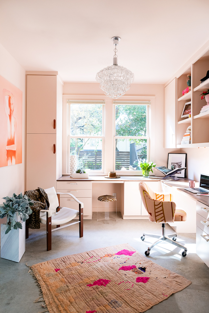 survival skills for your home office (& an office tour) - glitter guide, 2019