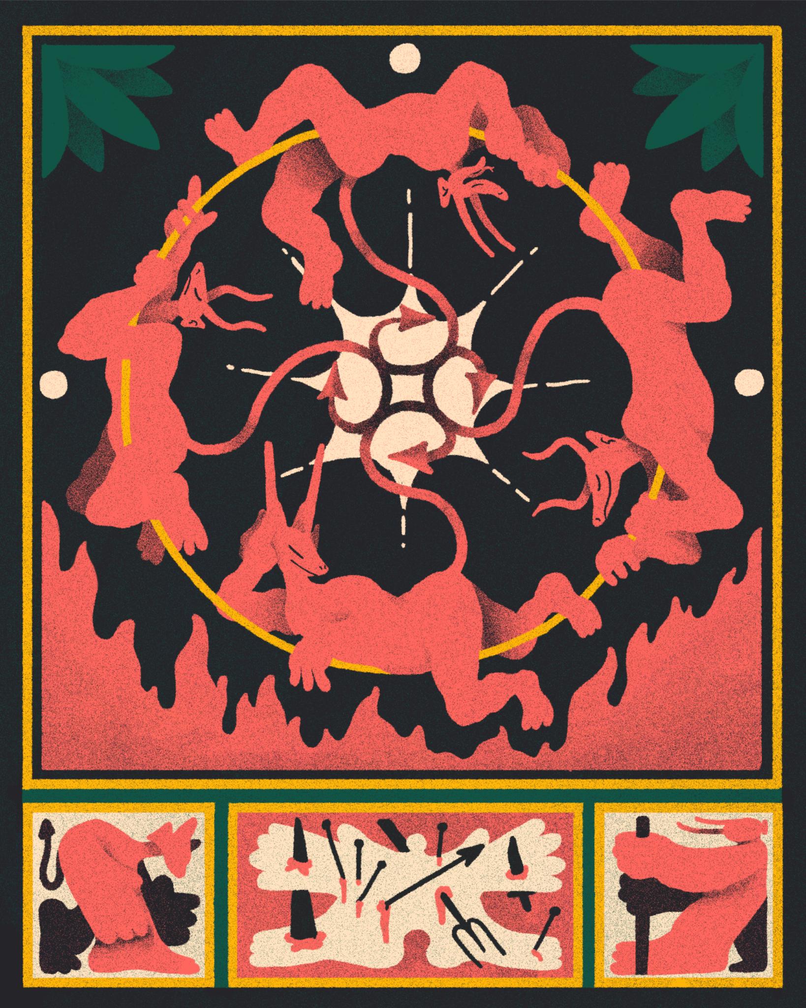 Devil Wheel