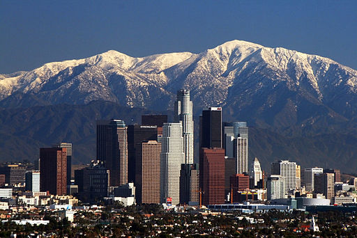 - No trip to LA would be complete without a little movie magic. Start with the Hollywood Walk of Fame – fifteen blocks of brass and terrazzo pavement stars, from Andrea Bocelli to Zsa Zsa Gabor.Los Angeles skyline and San Gabriel mountains.