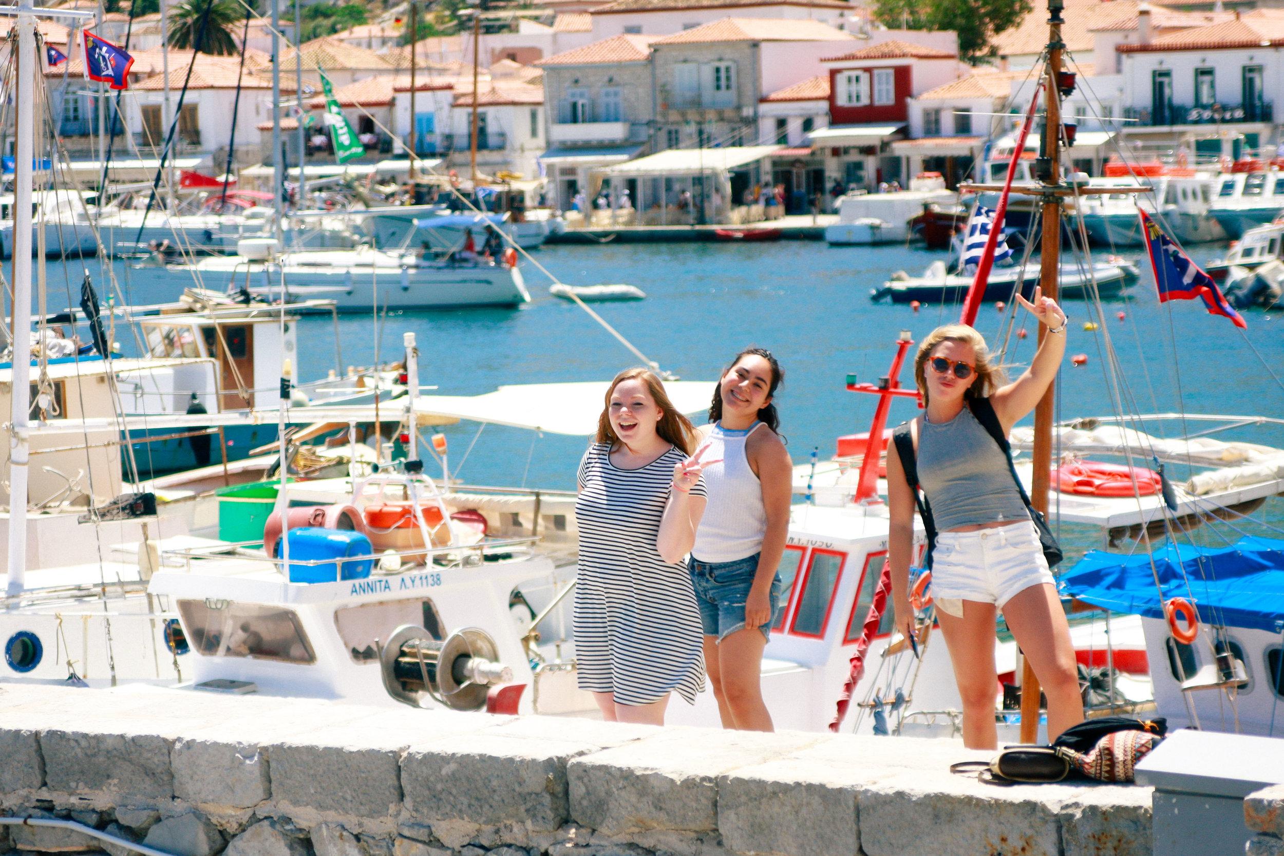 Athens, Greece - Taken during a weekly excursion