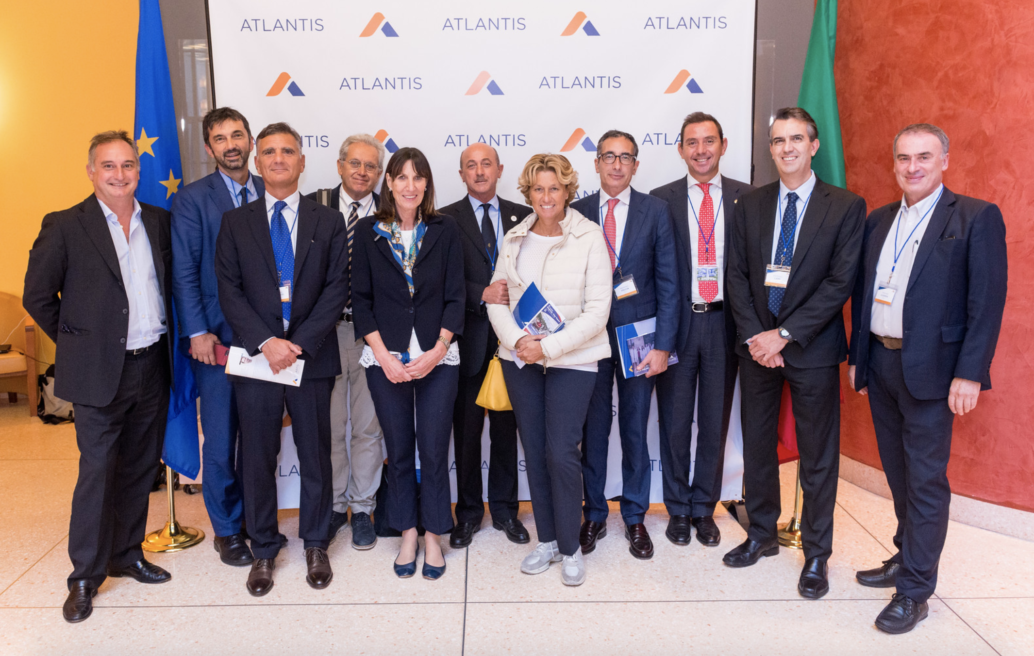 Atlantis Connect Conference, 2018: International physician and healthcare administrator attendees