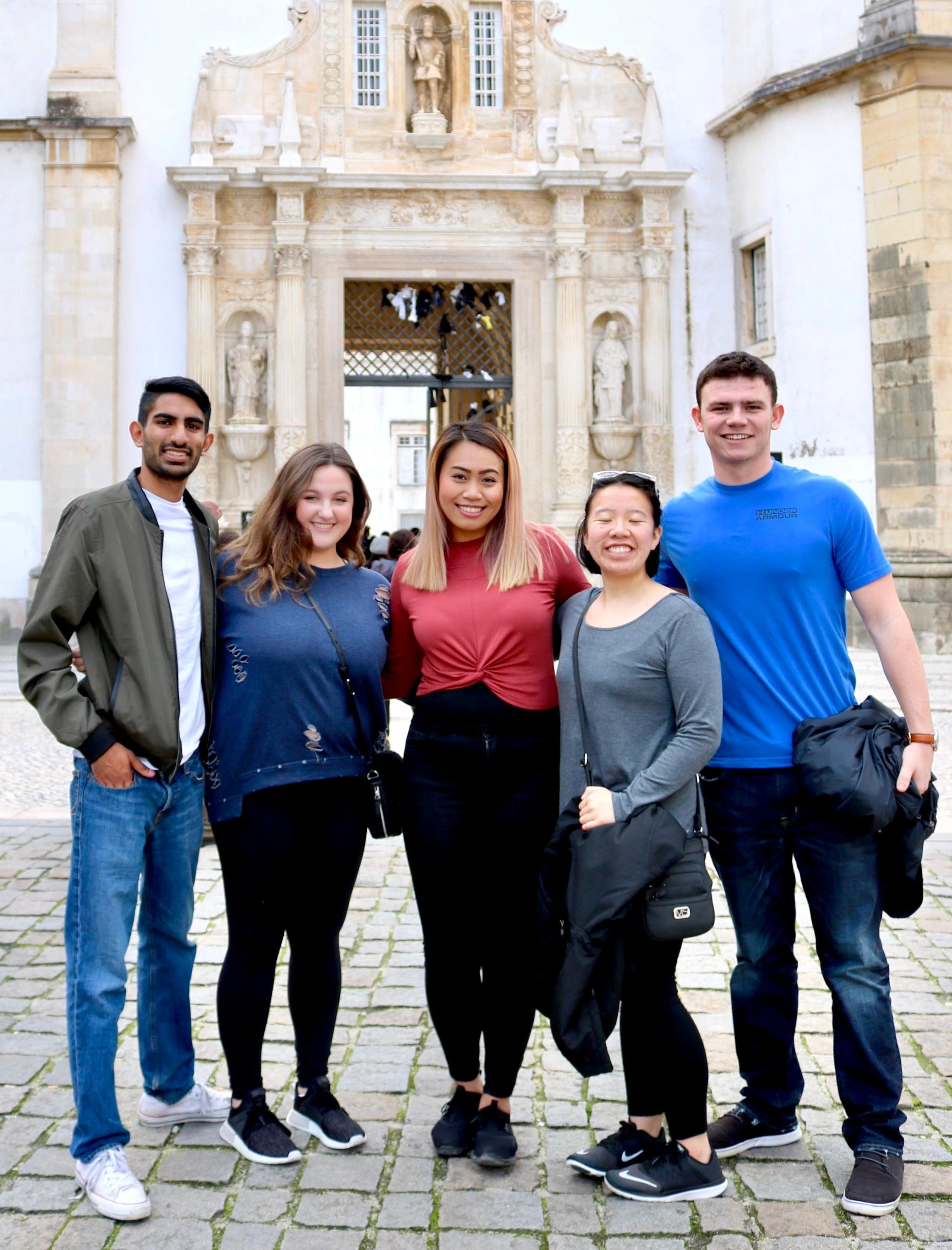 Atlantis Fellows, Coimbra, Portugal, 2017