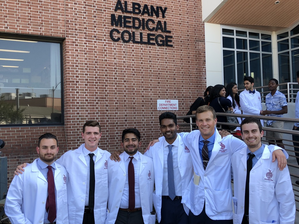 How I got accepted to Albany Medical College | Atlantis