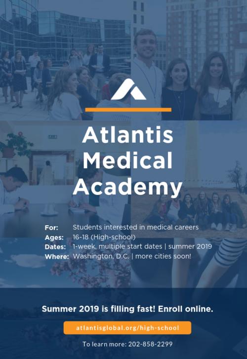 Atlantis Medical Academy | Atlantis